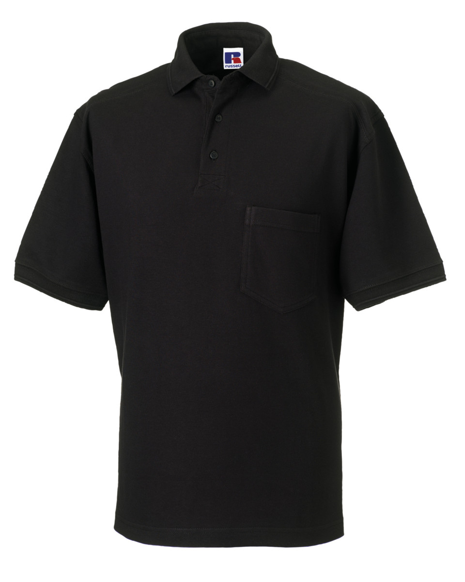 Men's Heavy Duty Polo