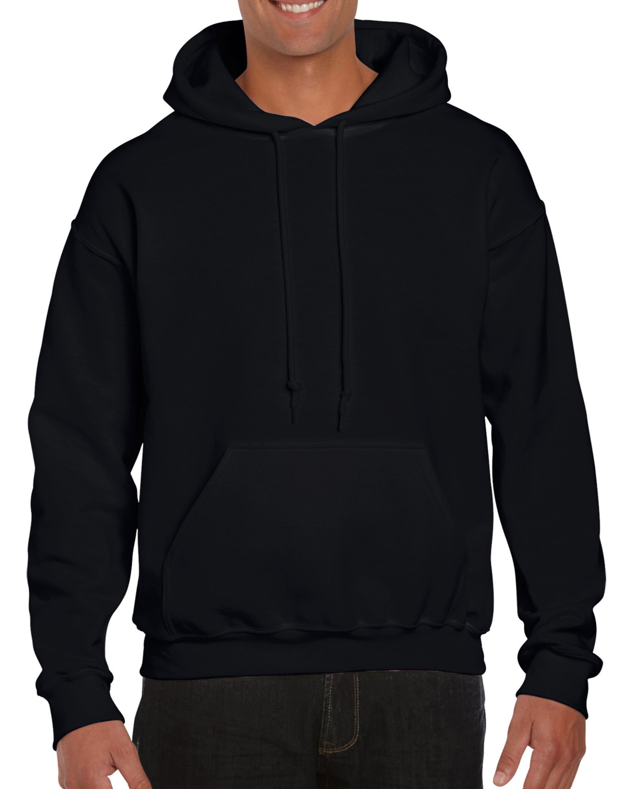 Dryblend Adult Hooded Sweatshirt