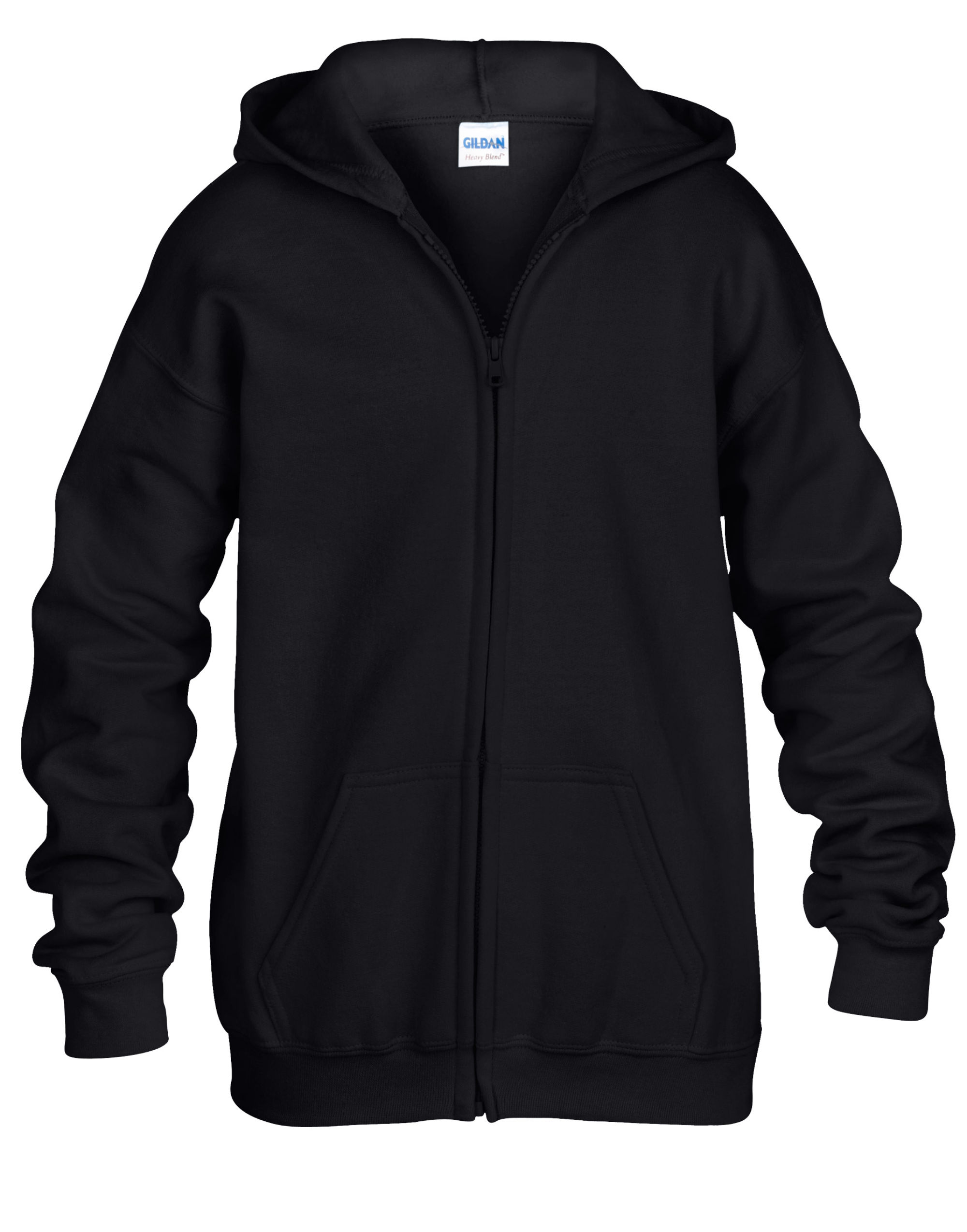 Heavy Blend Children's Full Zip Hooded...