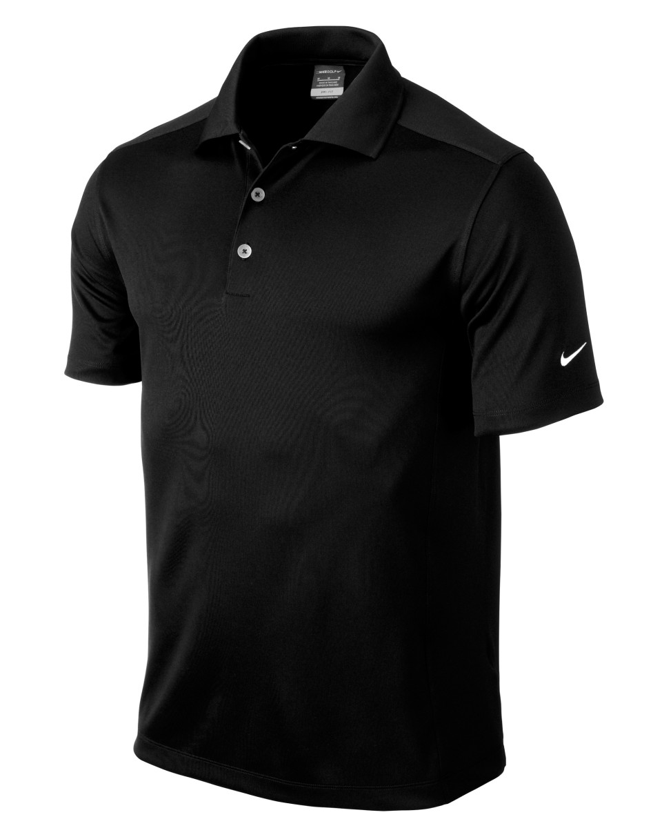 Nike Golf Dri-Fit Solid Polo - 465802 | eBay
