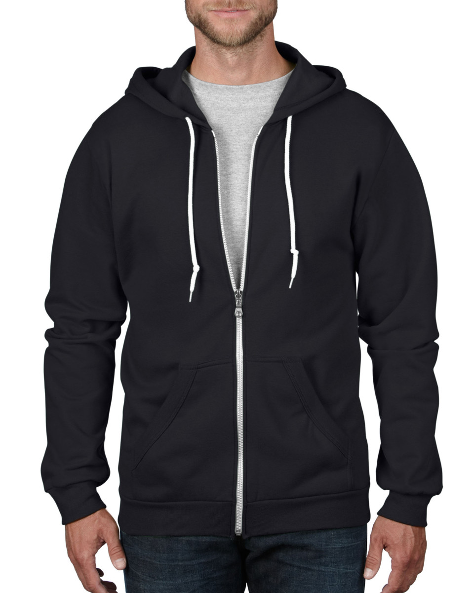 Anvil Adult Full Zip Hooded Sweat
