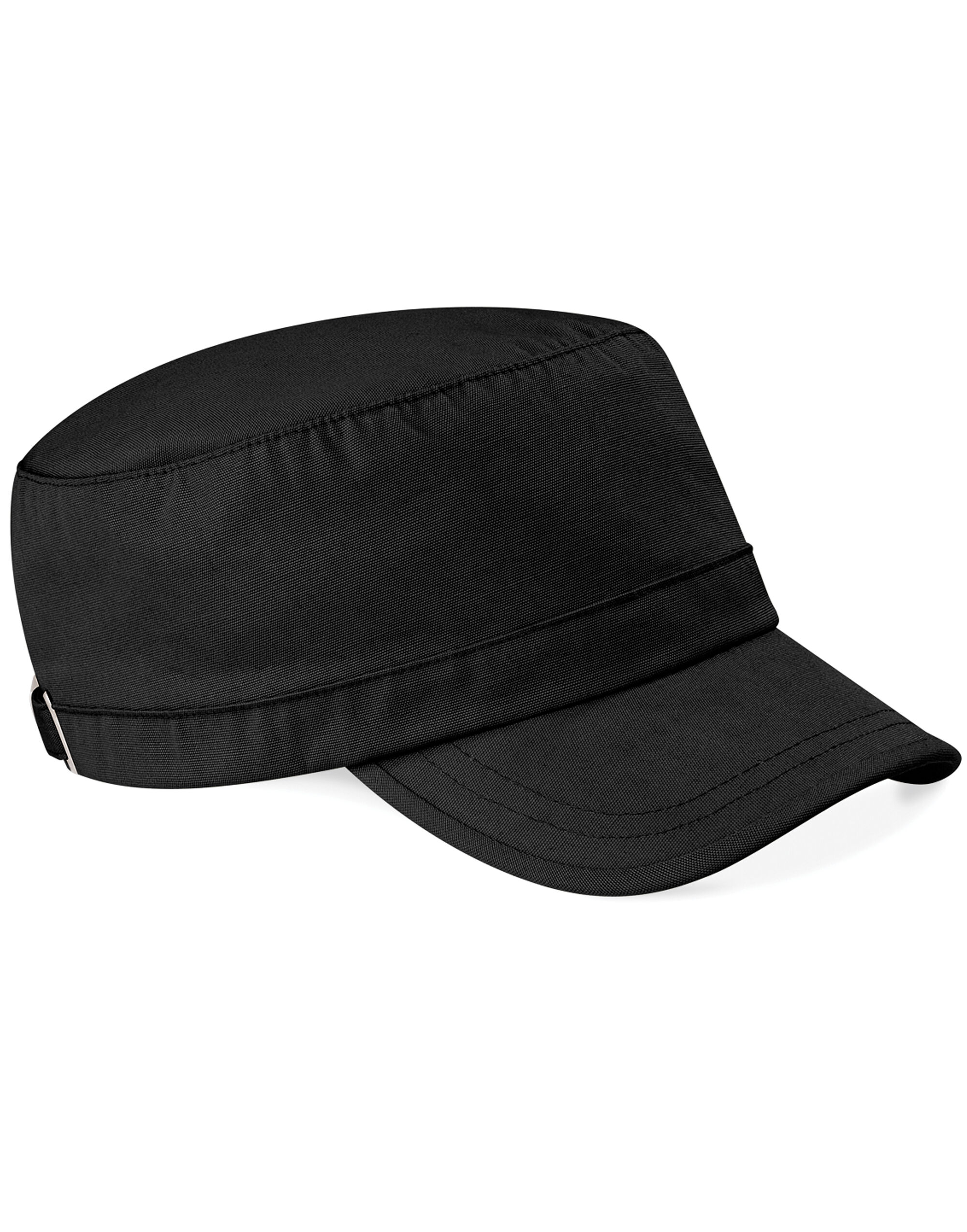 Beechfield Peaked Beanie Caps /& Hats Etc All Sizes and Colours