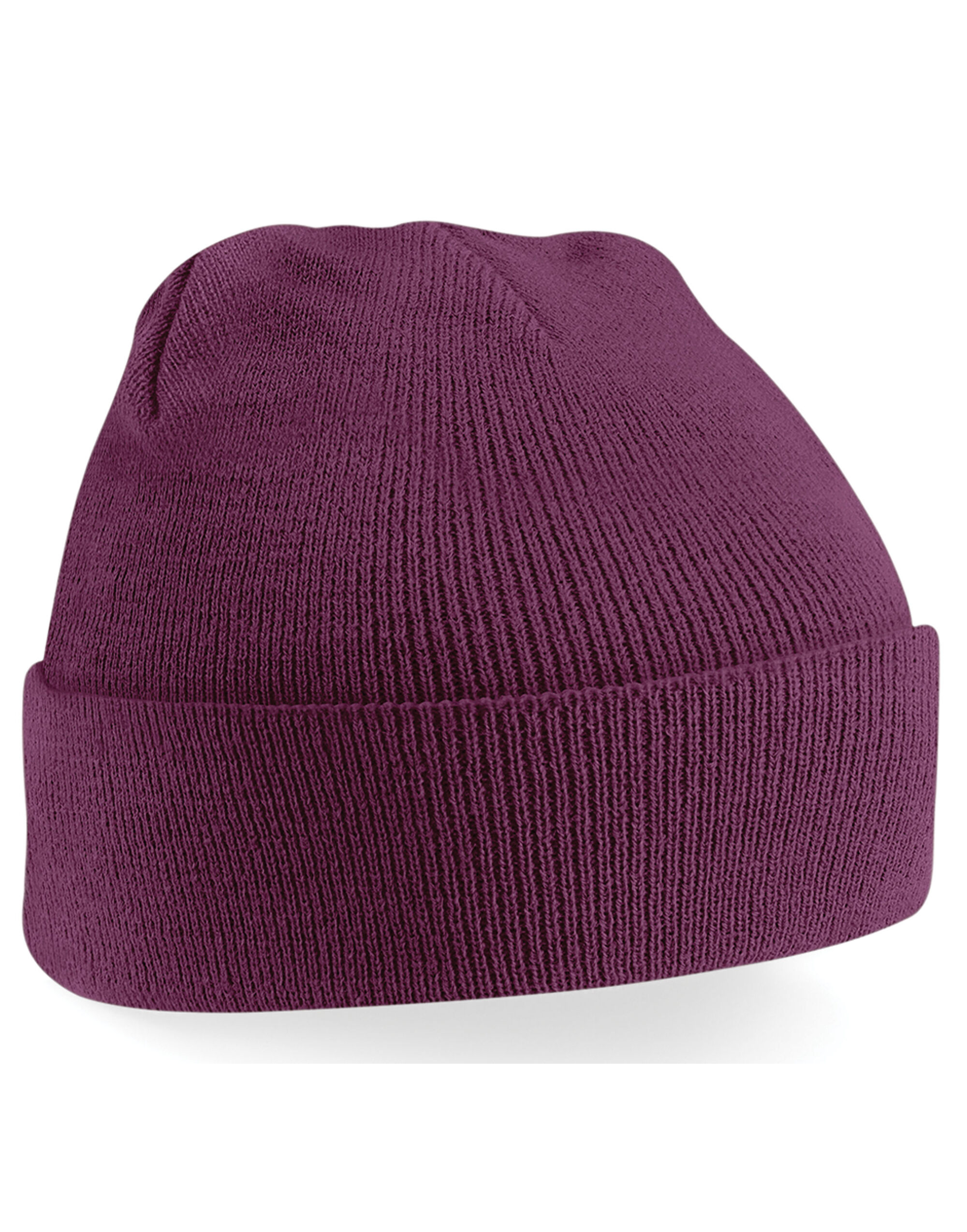 fd2c4d233f6e Beechfield Original Cuffed Beanie Beechfield Caps   Hats Etc B45   eBay