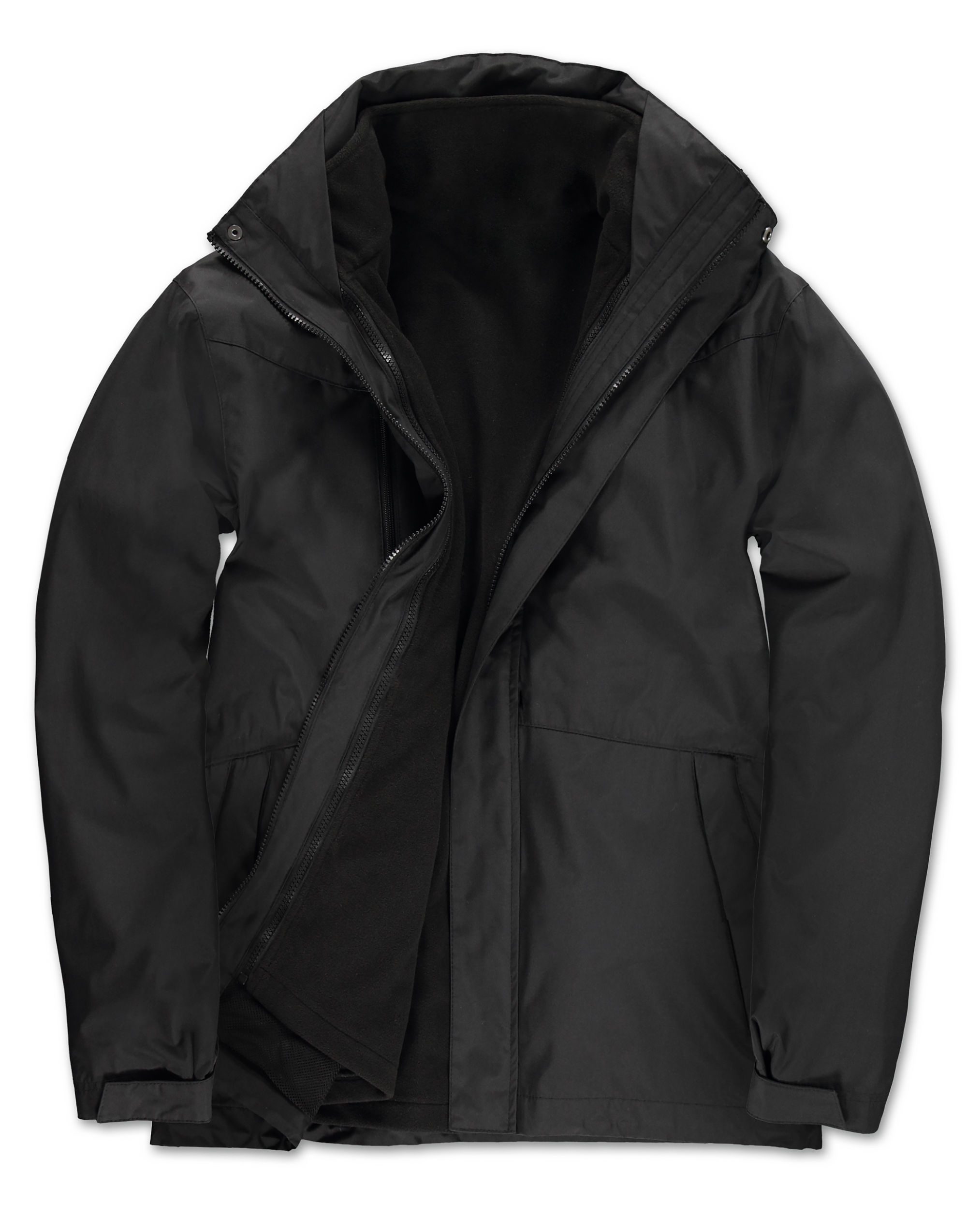 B&c Corporate 3 In 1 Jacket Mens