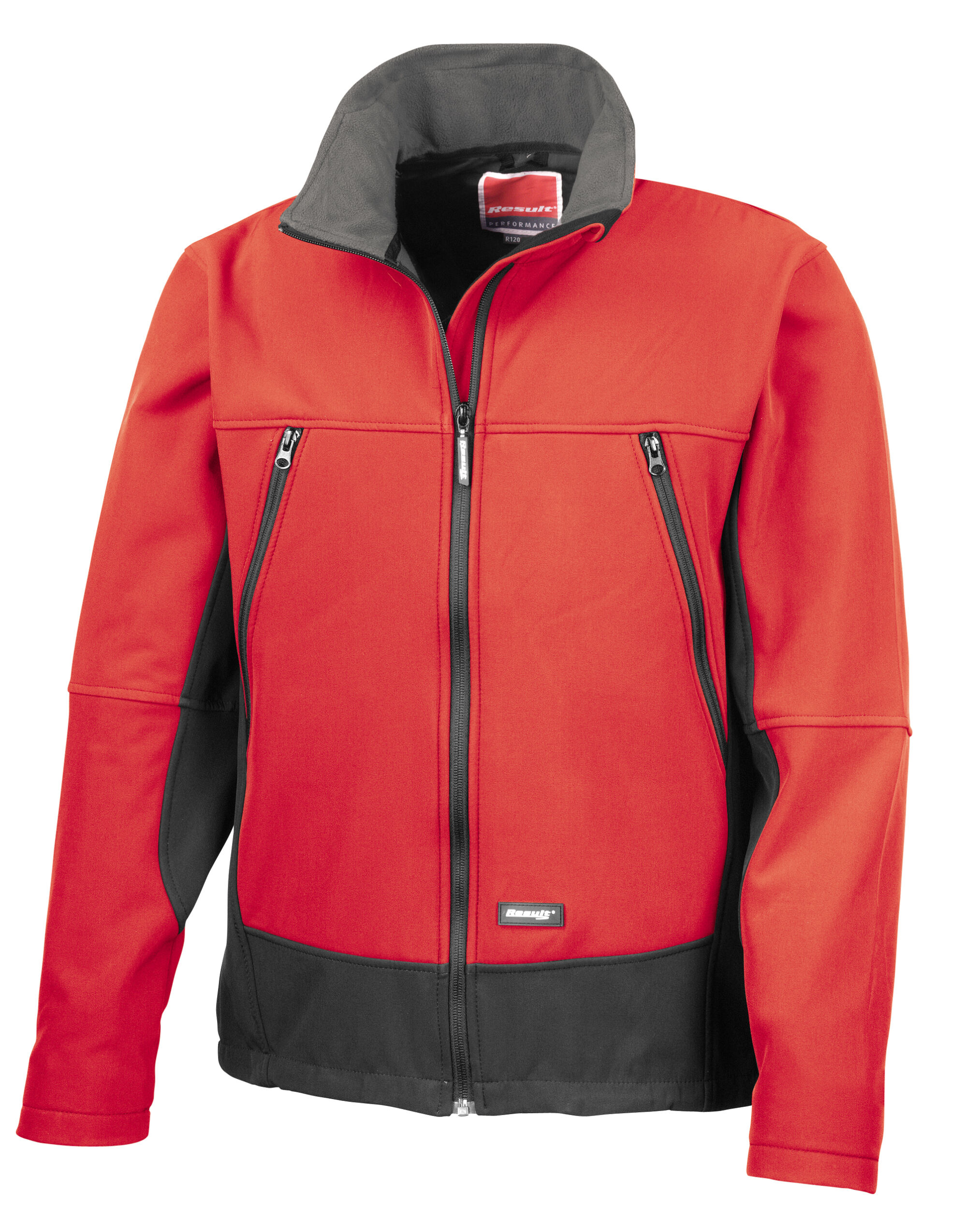 Result Soft Shell Activity Jacket
