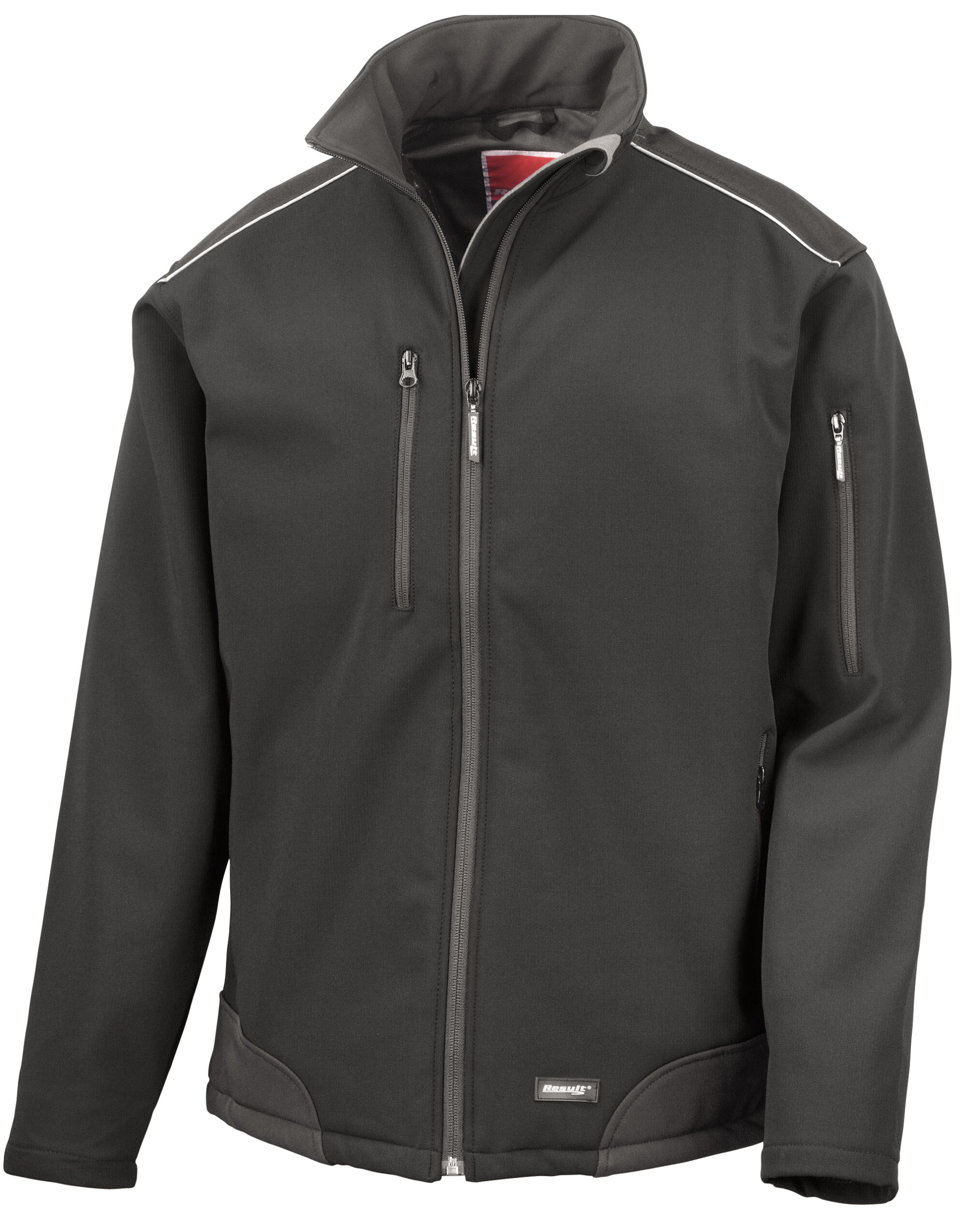 Ripstop Soft Shell Jacket