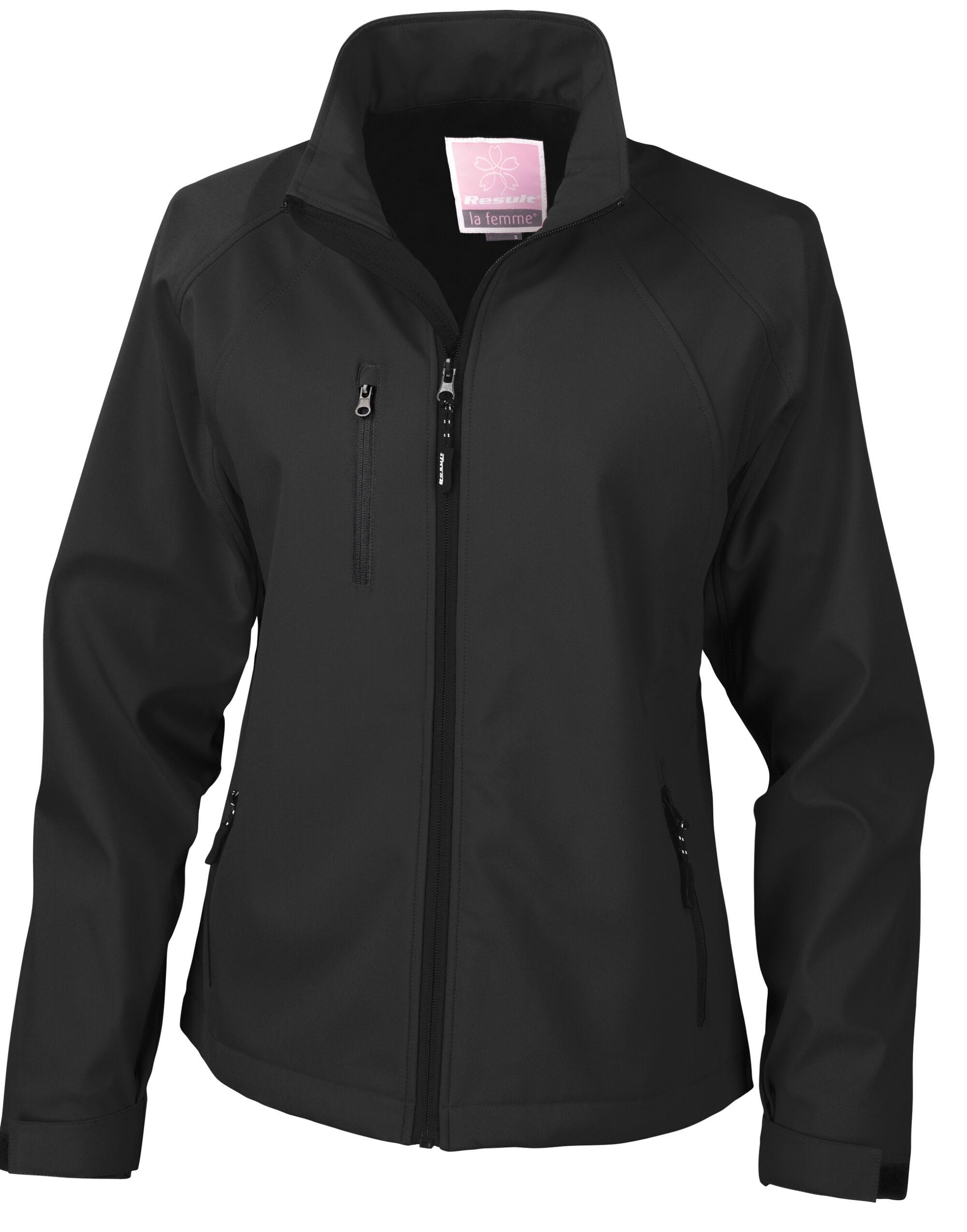 La Femma 2 Layer Base Softshell Jacket
