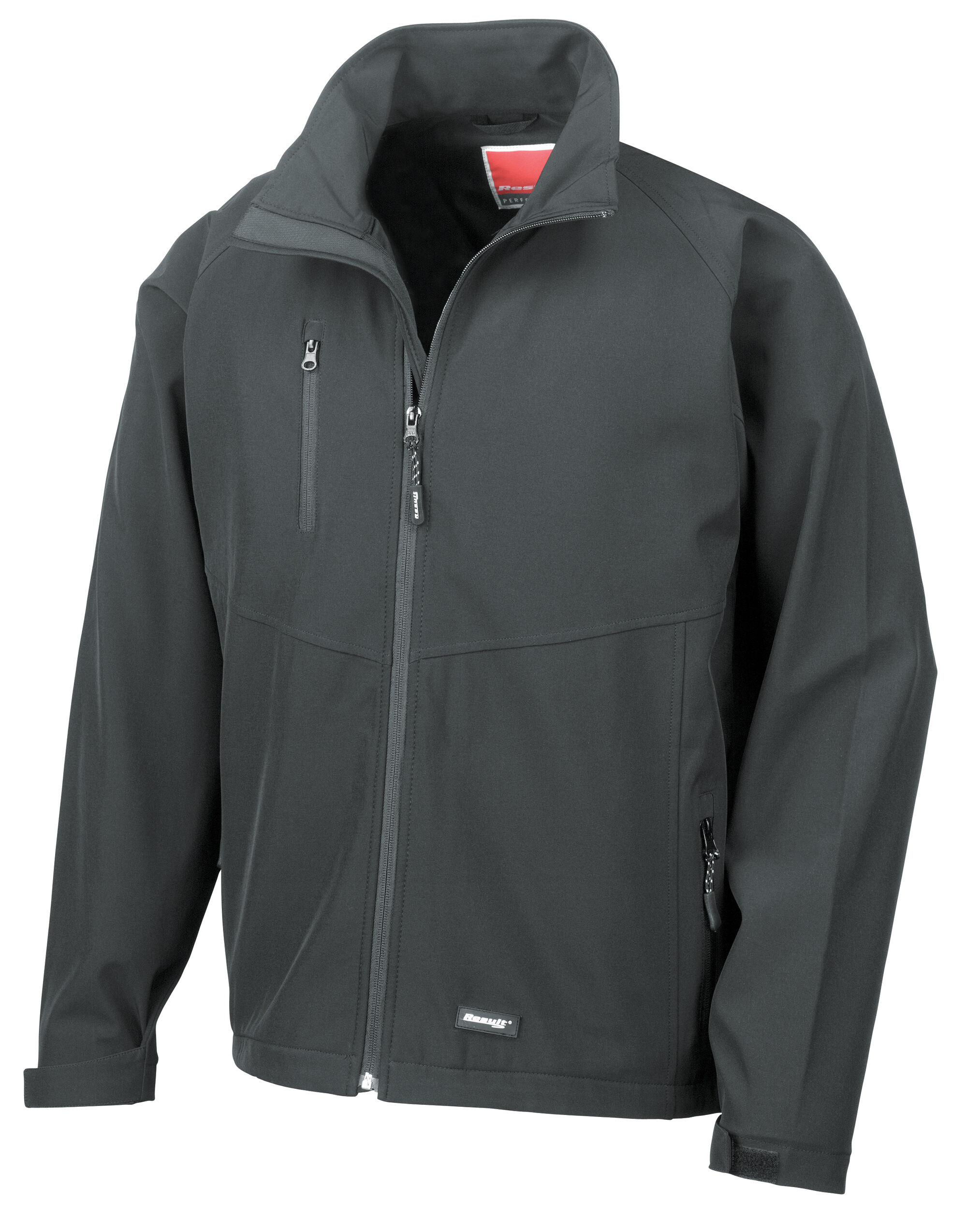 2 Layer Base Softshell Jacket