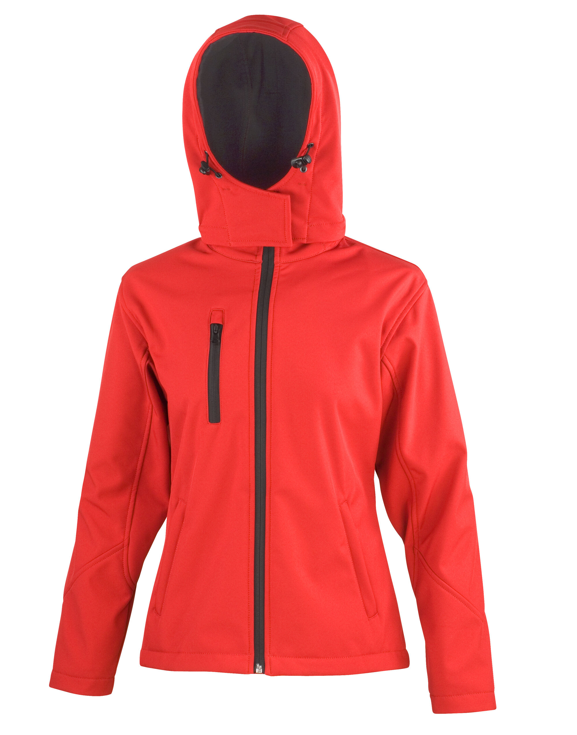 Result Core Ladies Lite Hooded Softshe...