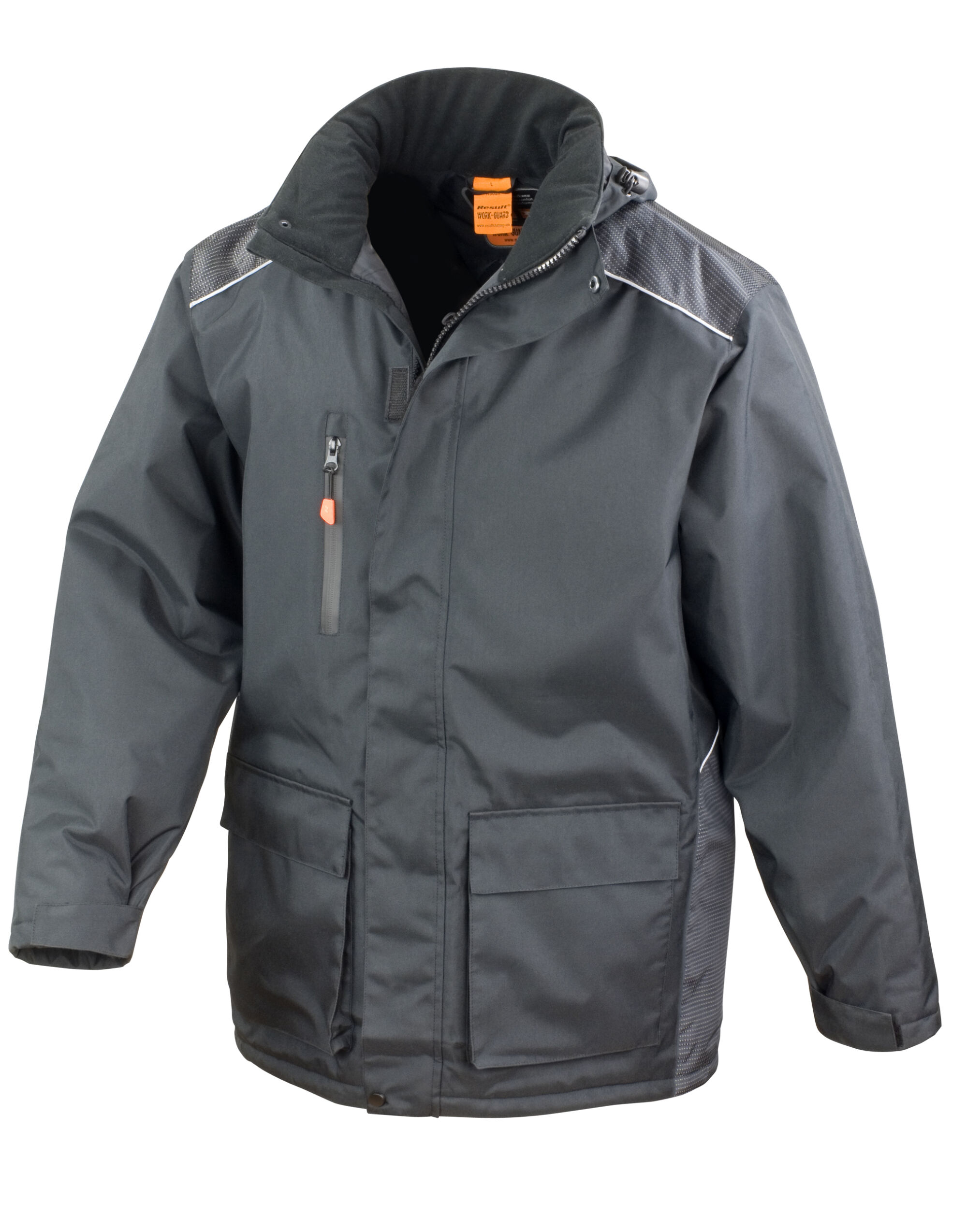 Result Workguard Vostex Long Coat