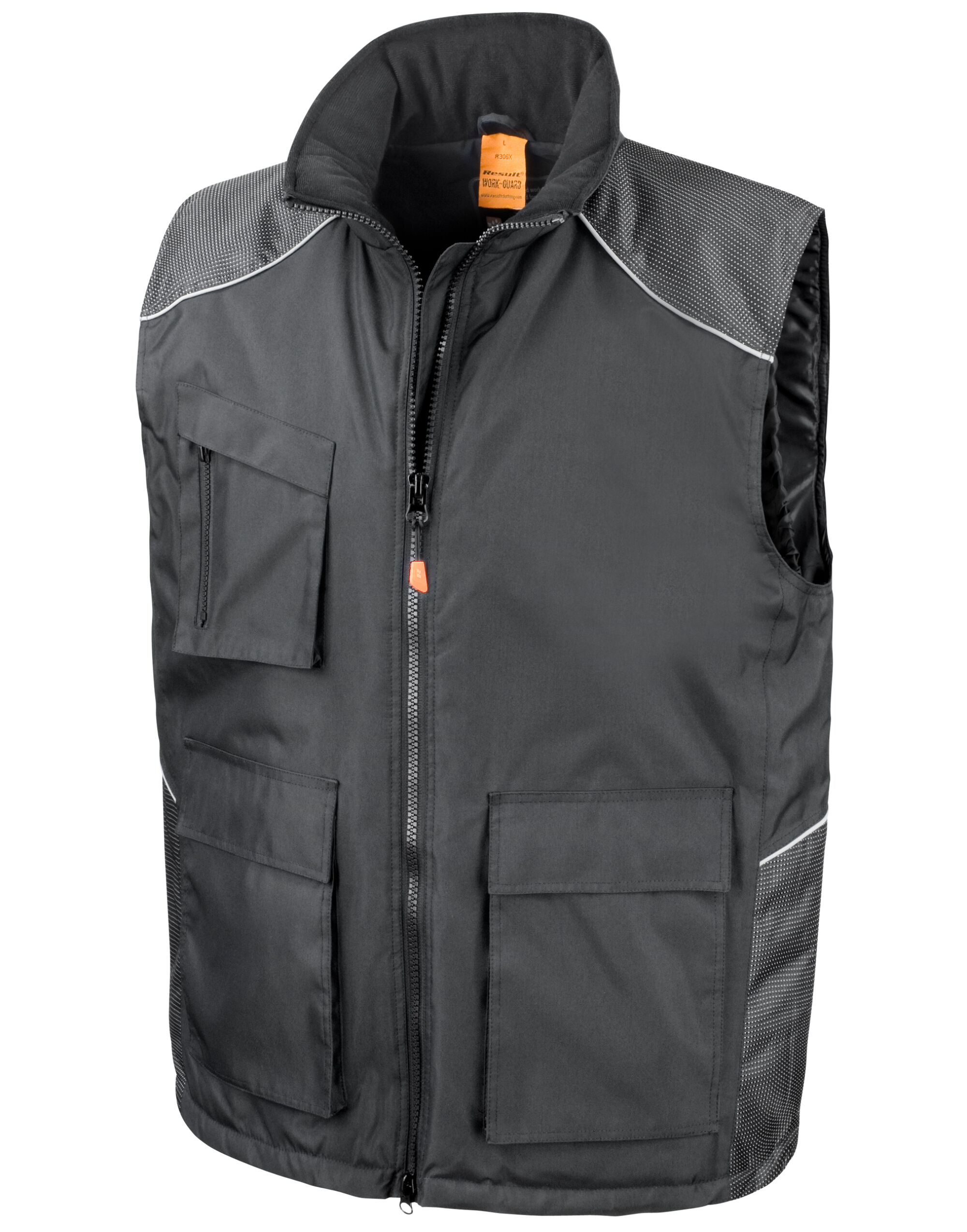 Result Workguard Vostex Bodywarmer