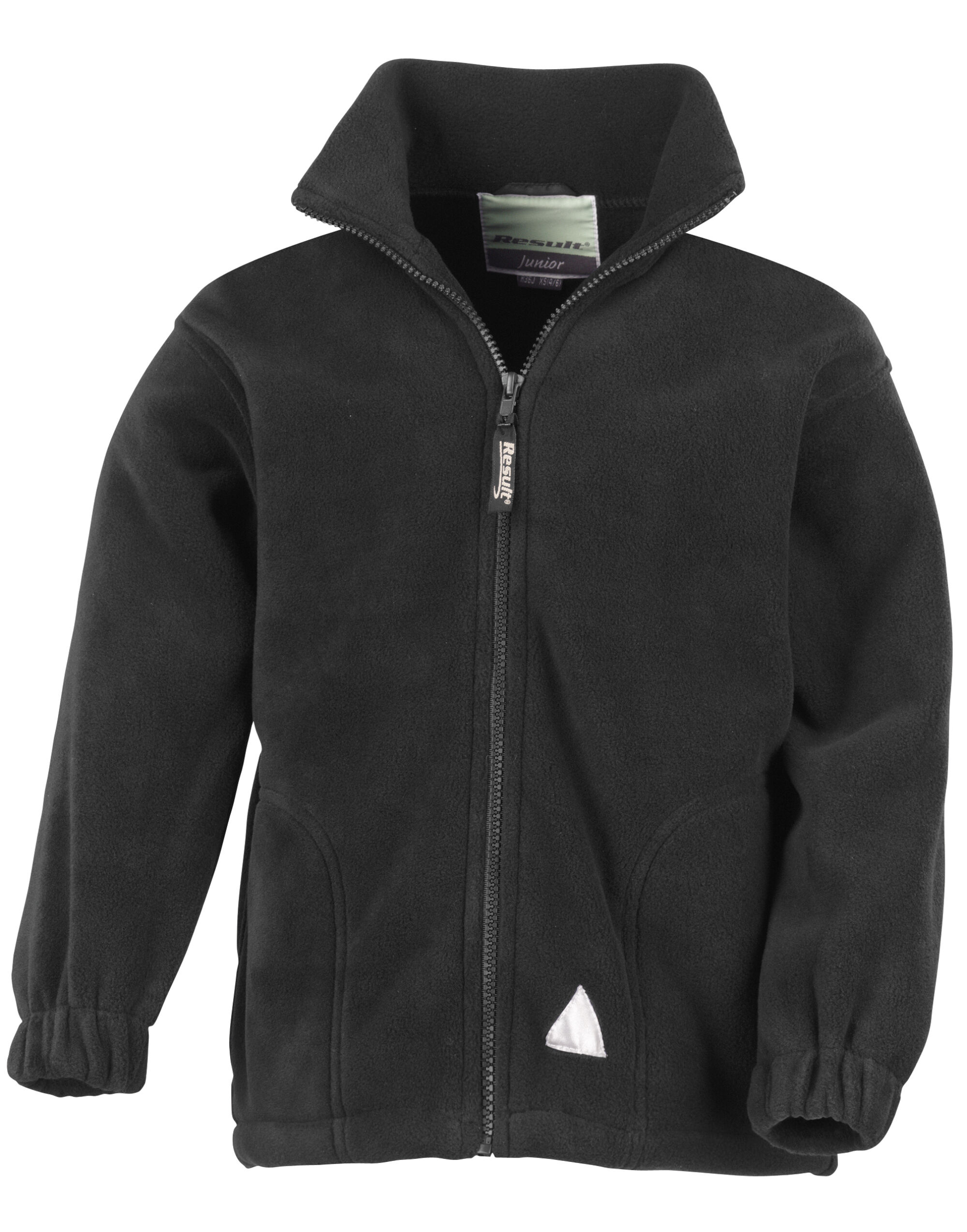 Children's Full Zip Active Fleece Jack...