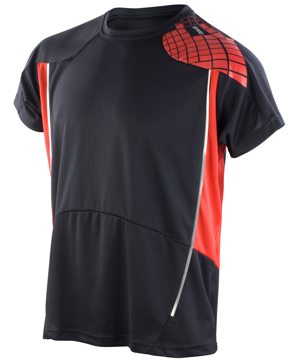 Spiro Mens Training Shirt