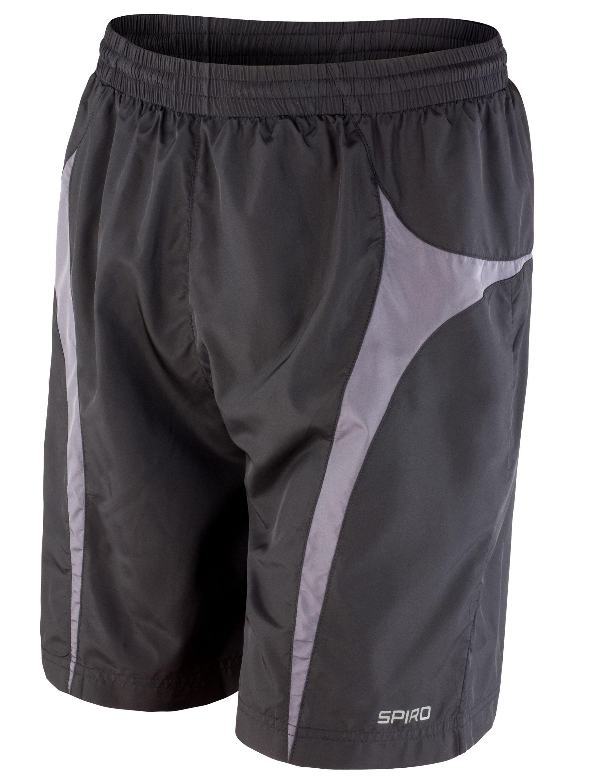Spiro Unisex Micro-lite Team Shorts