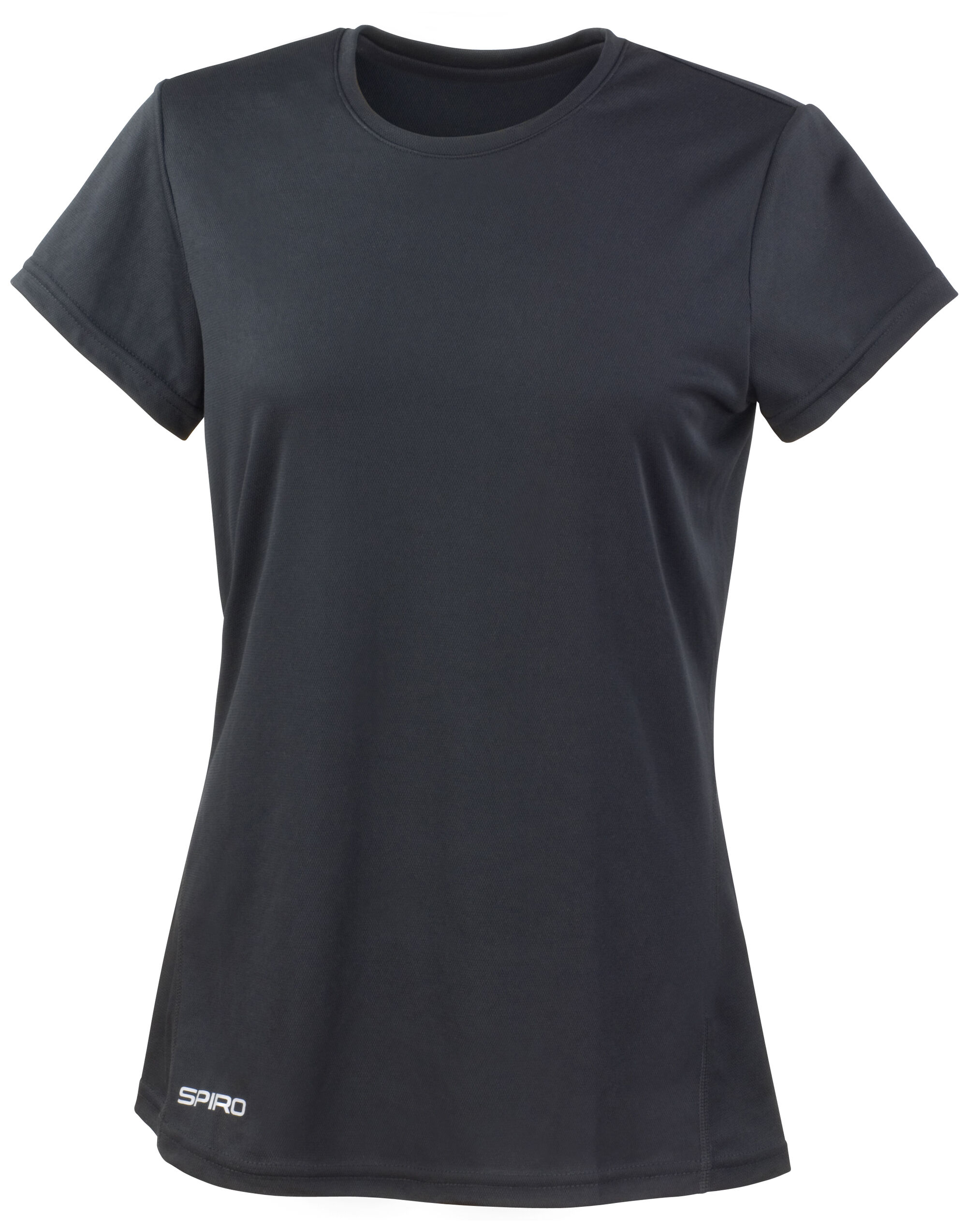 Spiro Ladies Quick Dry S/sleeve T-shir...
