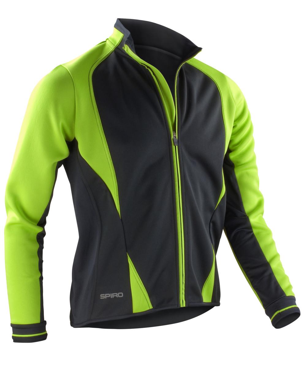 Spiro Mens Freedom Softshell Jacket