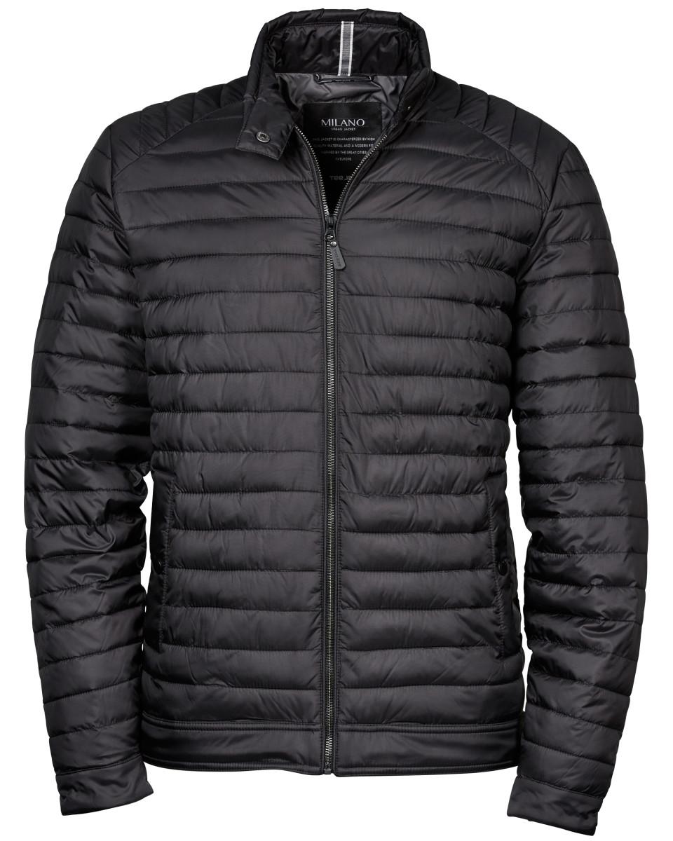 Tee Jays Mens Milano Padded Jacket