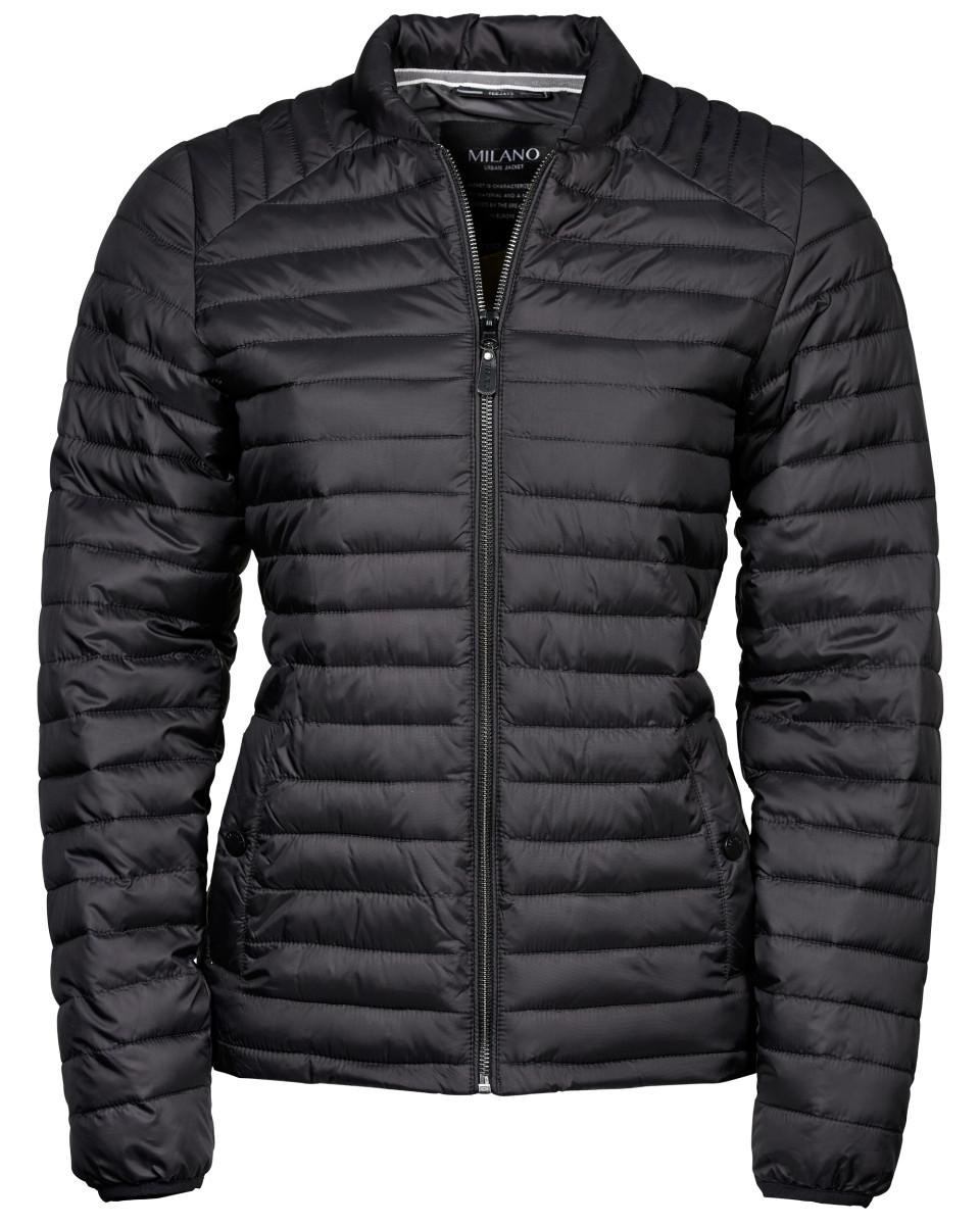 Tee Jays Ladies Milano Padded Jacket