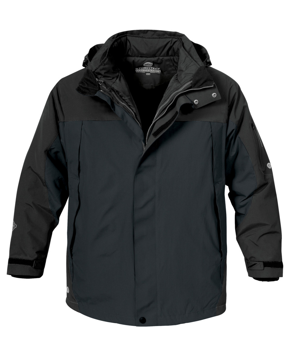 Men's Fusion 5 In 1 System Parka