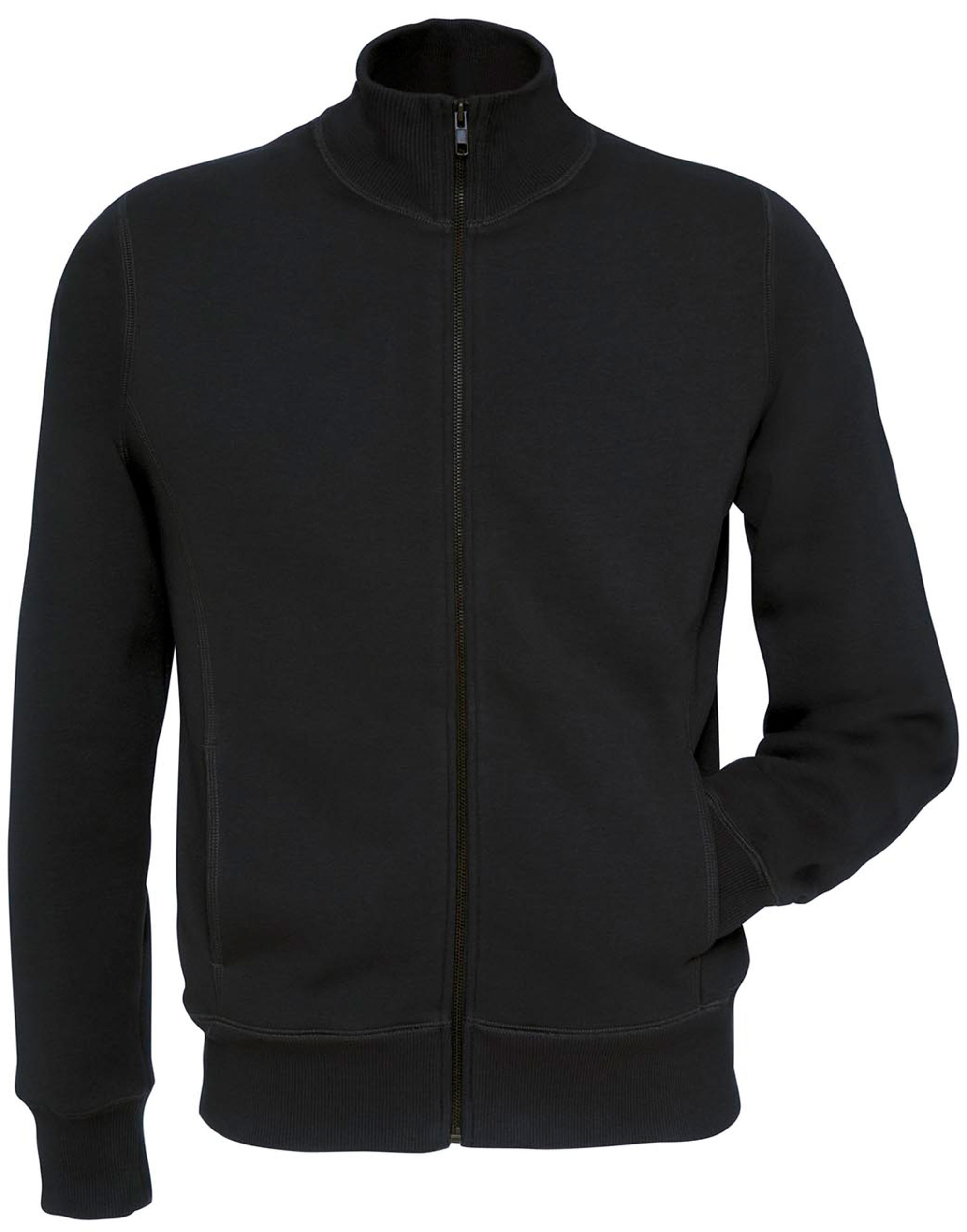B&c Spider Men Full Zip Sweat