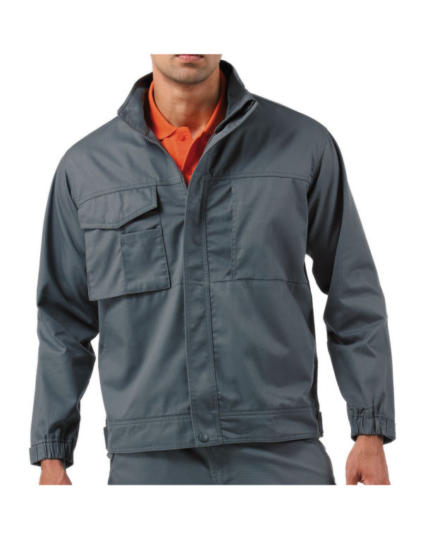Polycotton Twill Jacket