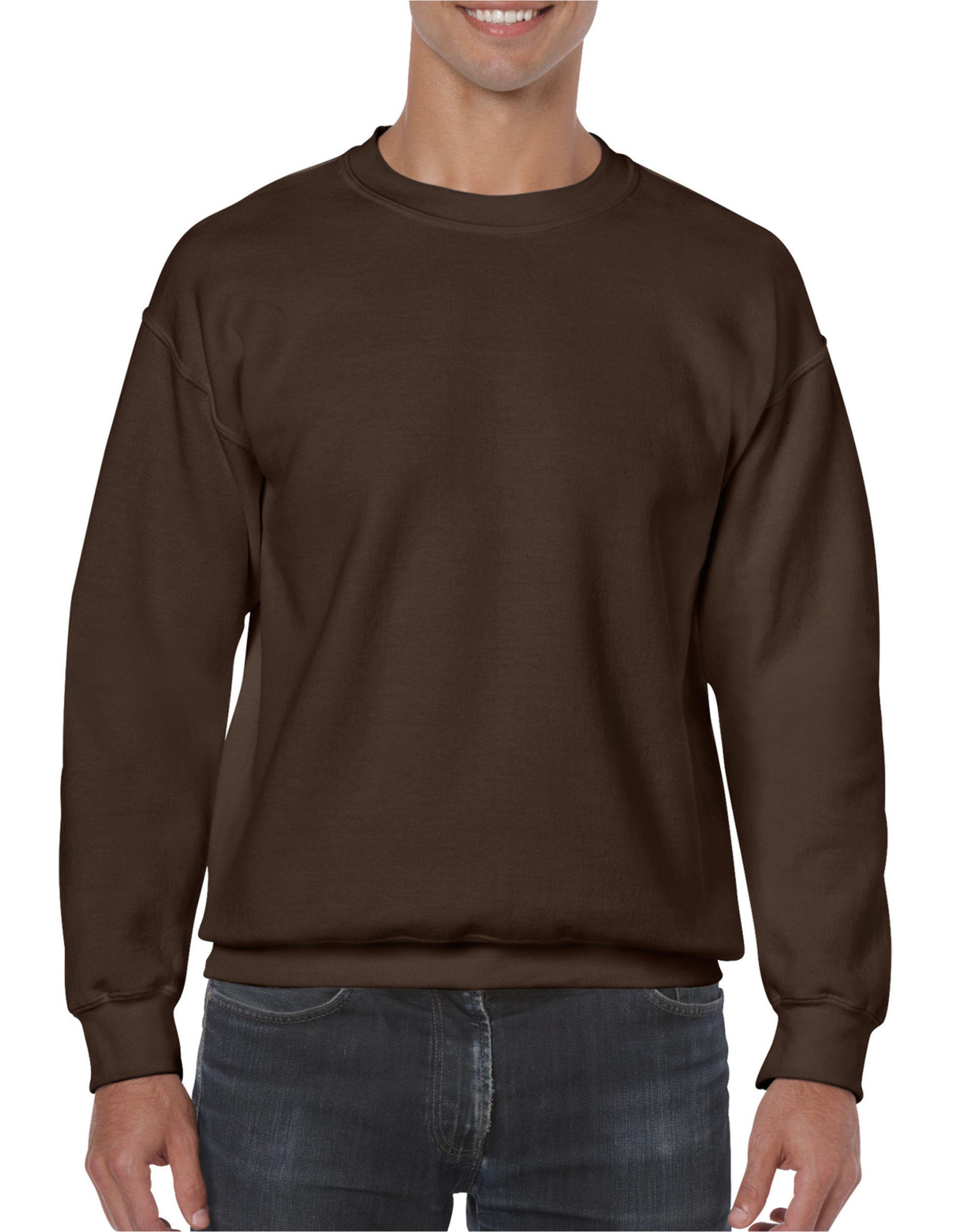Heavy Blend  Adult Crewneck Sweatshirt