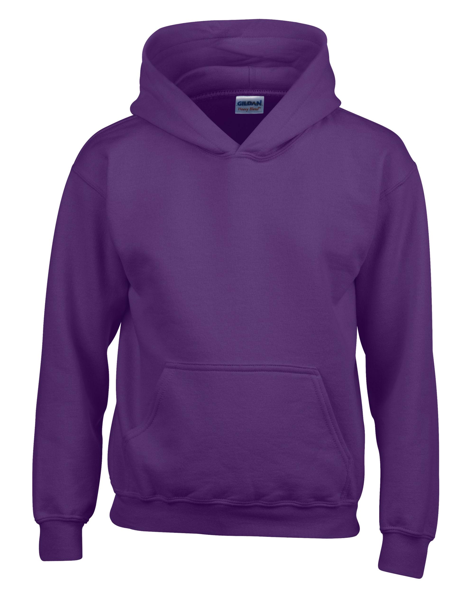 Childrens Hooded Sweatshirt