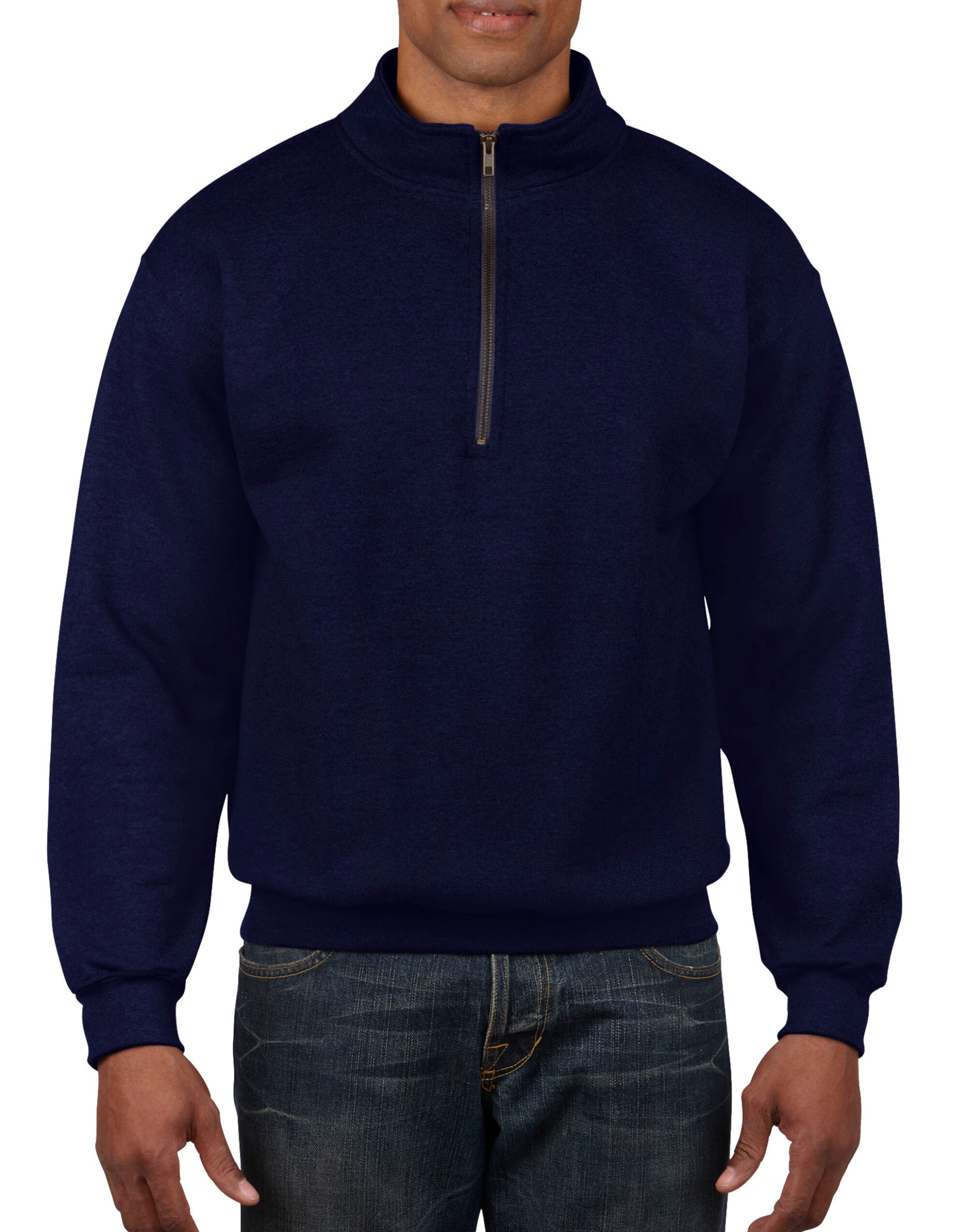 Adult Vintage 1/4 Zip Sweatshirt