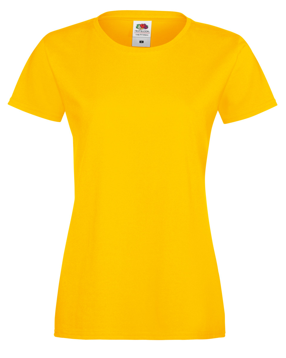 Ladies Softspun Tshirt