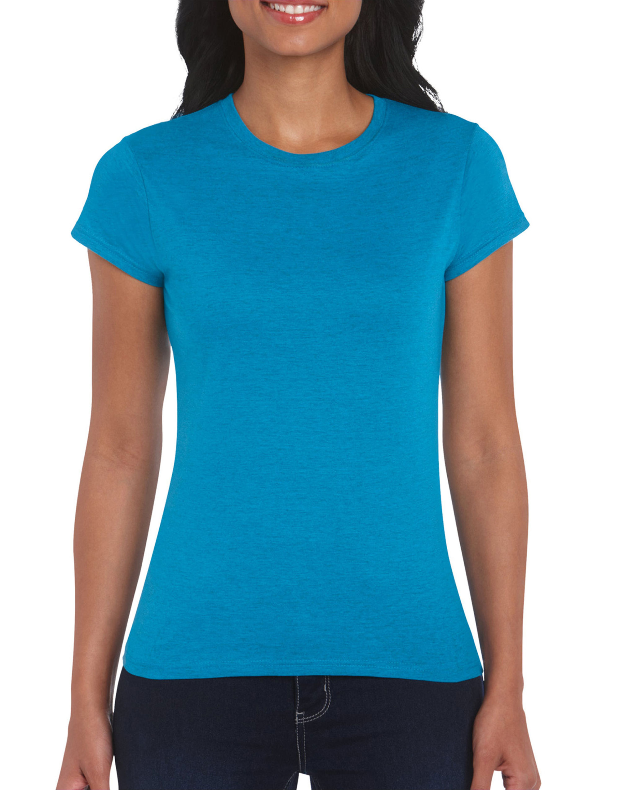 Ladies Softstyle S/Sleeve Tee