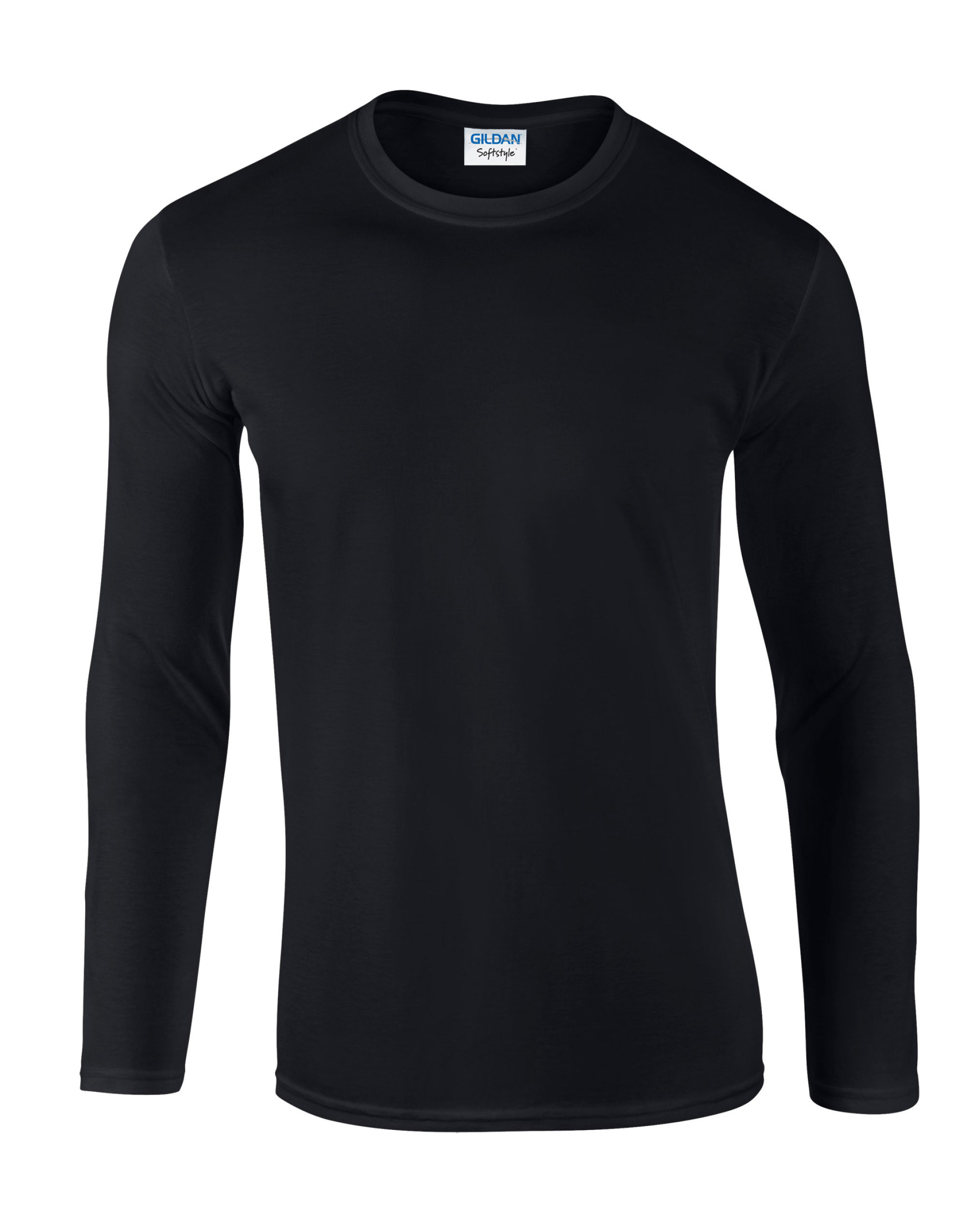 Men's Soft Style Long Sleeve T-Shirt