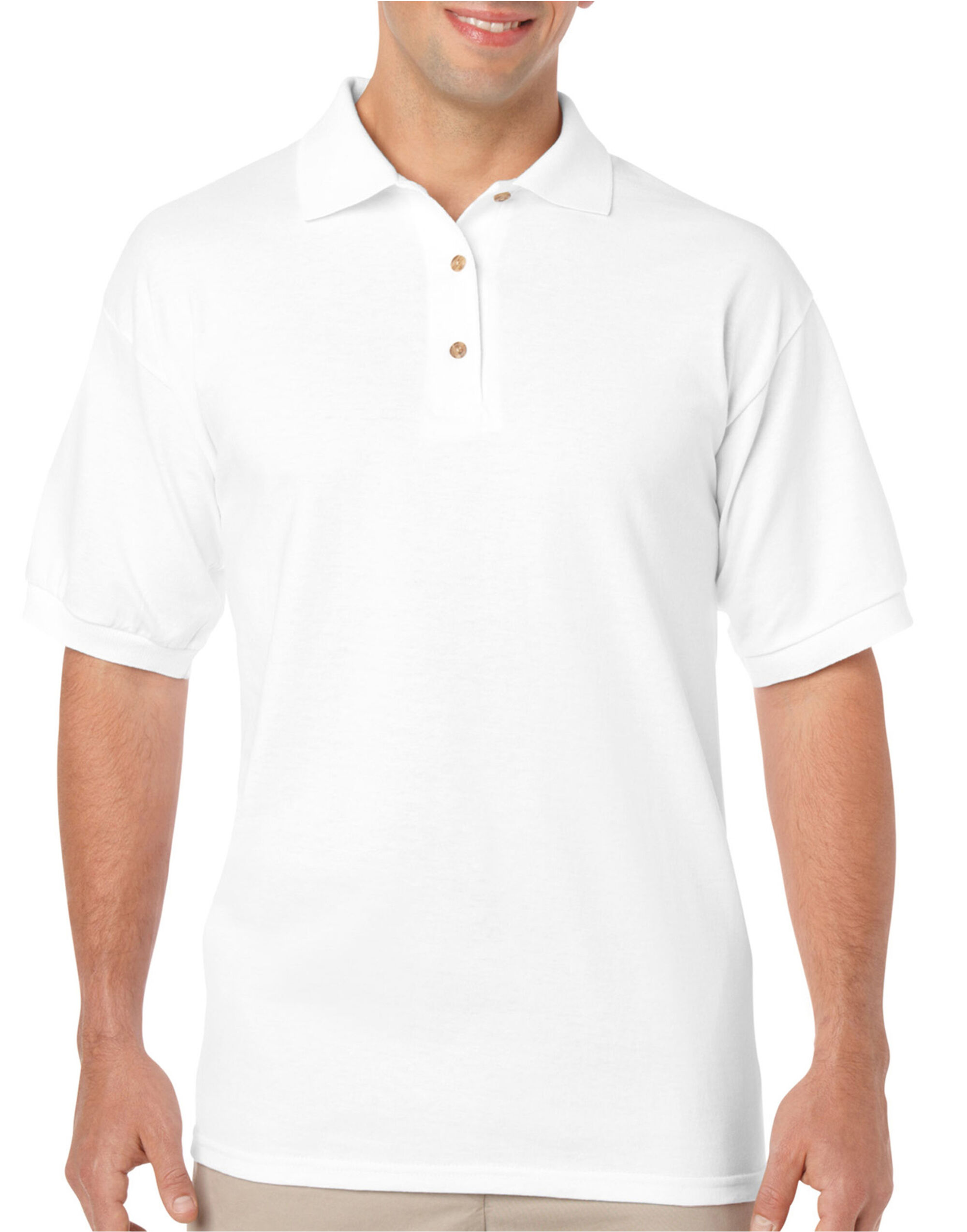 Adult DryBlend Jersey Polo