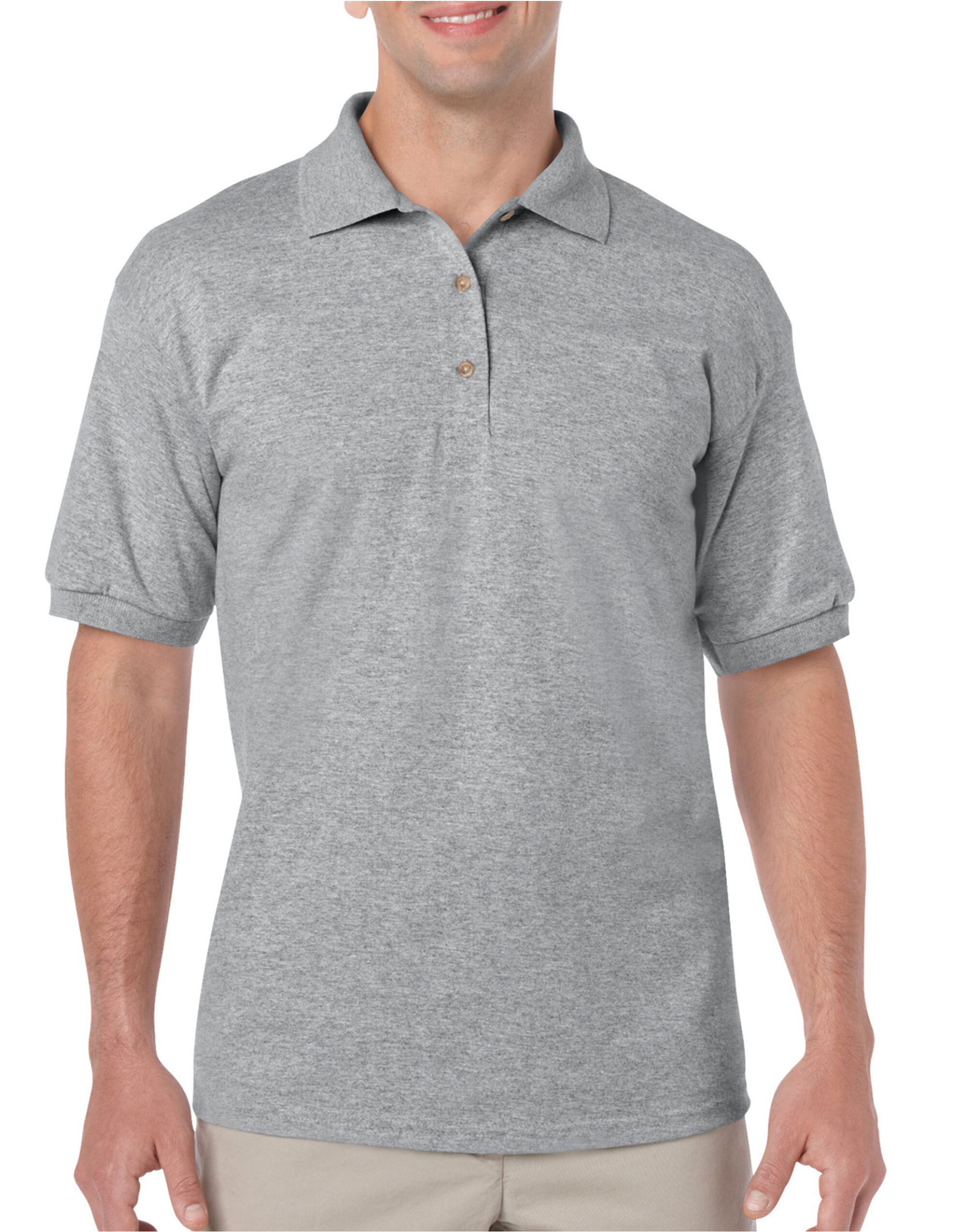 Adult DryBlend Jersey Polo
