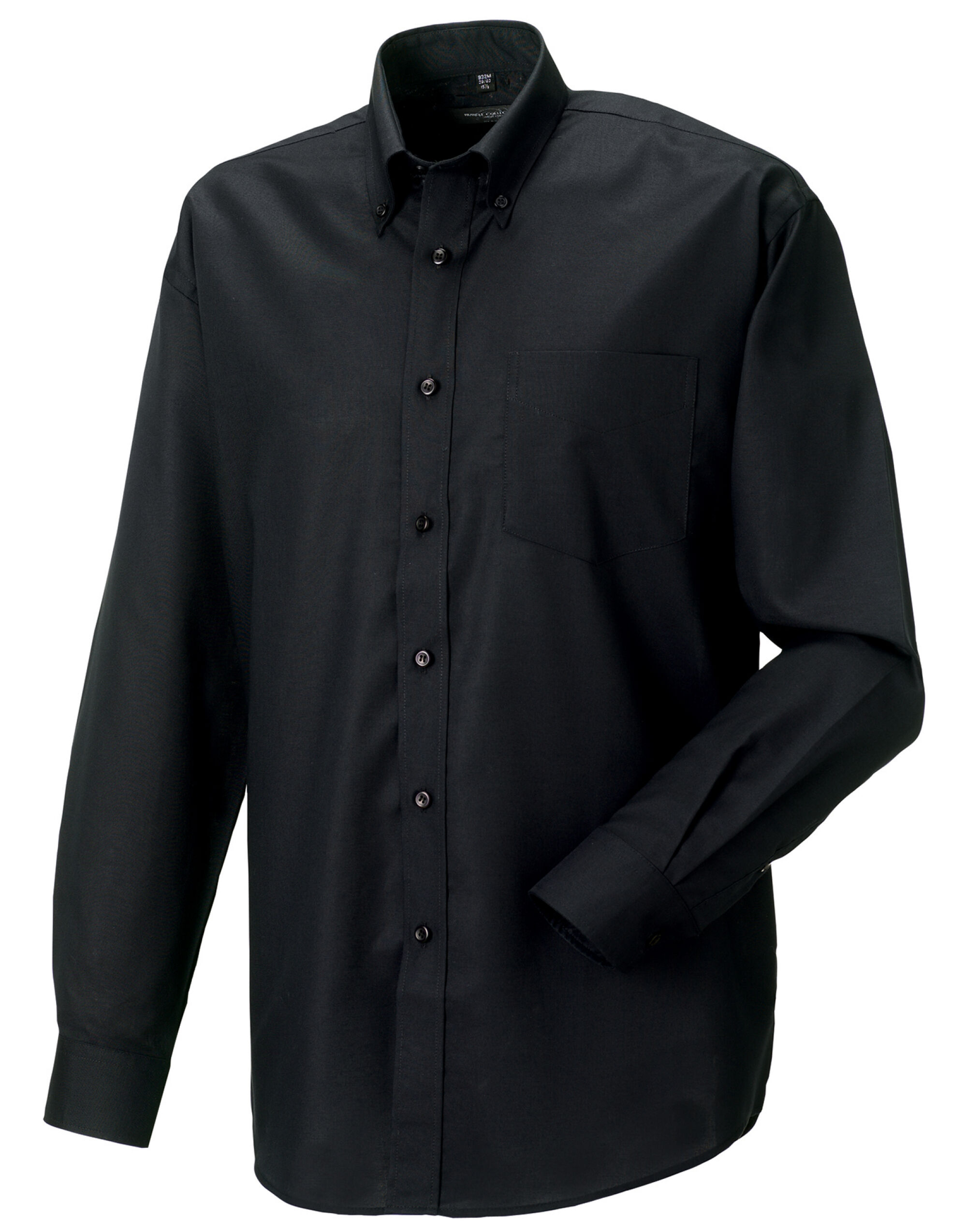 Men's Long Sleeve Easy Care Oxford Shirt