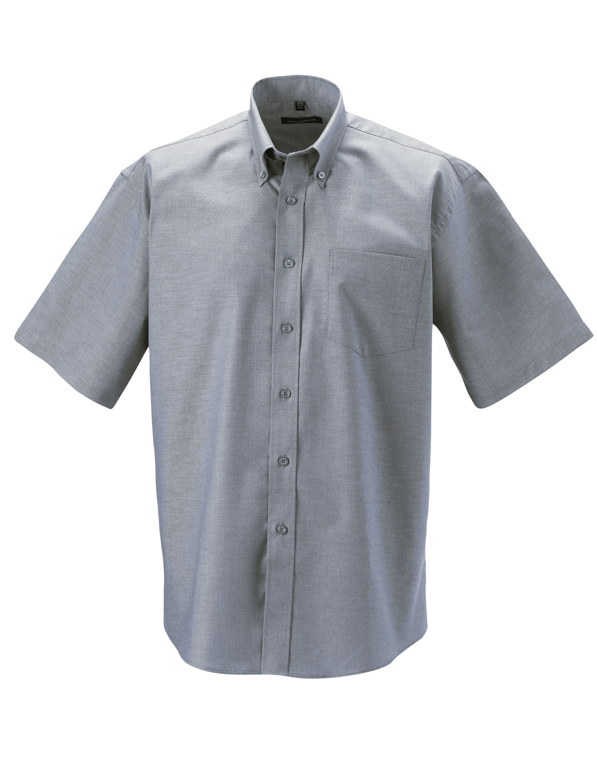 Men's Short Sleeve Easy Care Oxford Shirt
