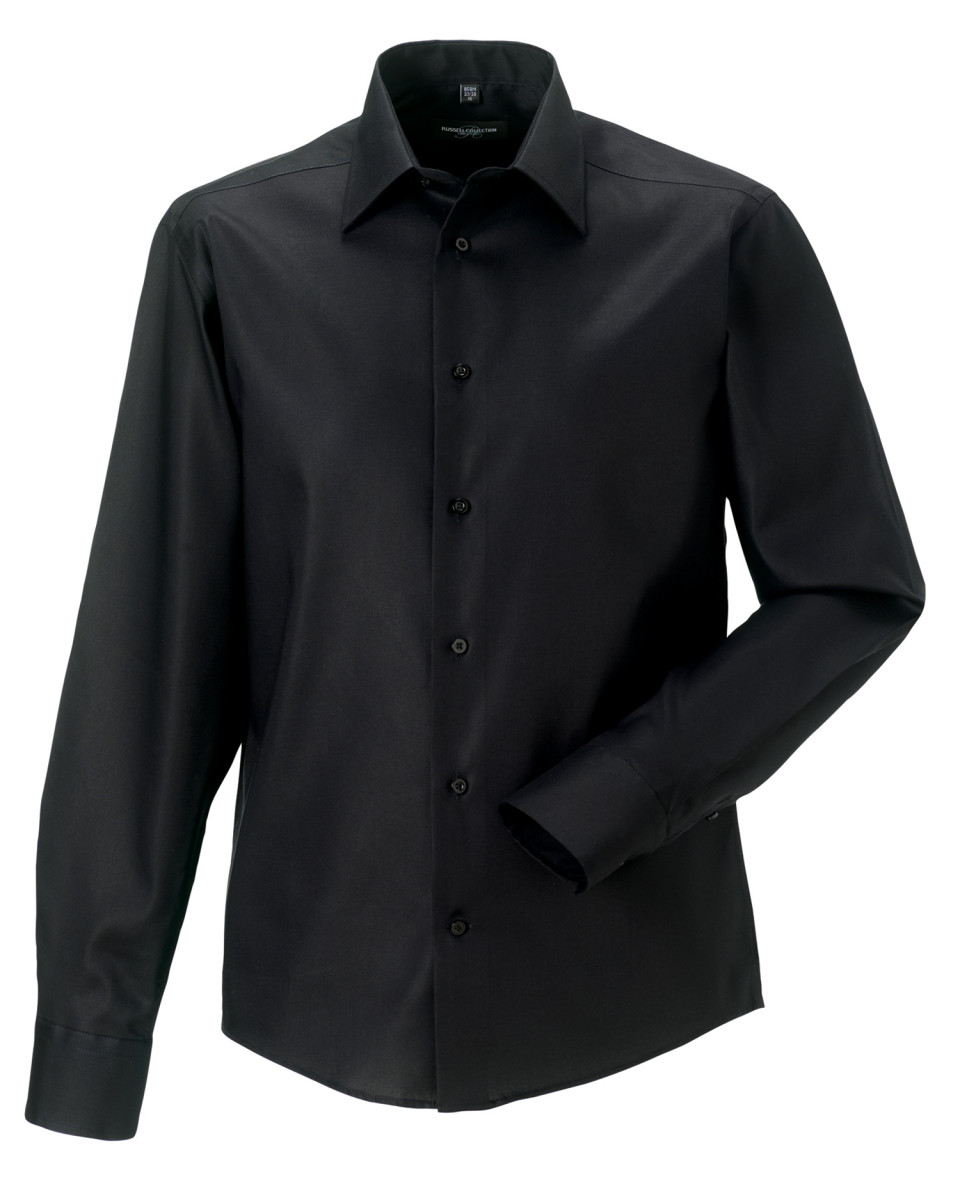 Men's Long Sleeve Tailored Ultimate Non-Iron Shirt