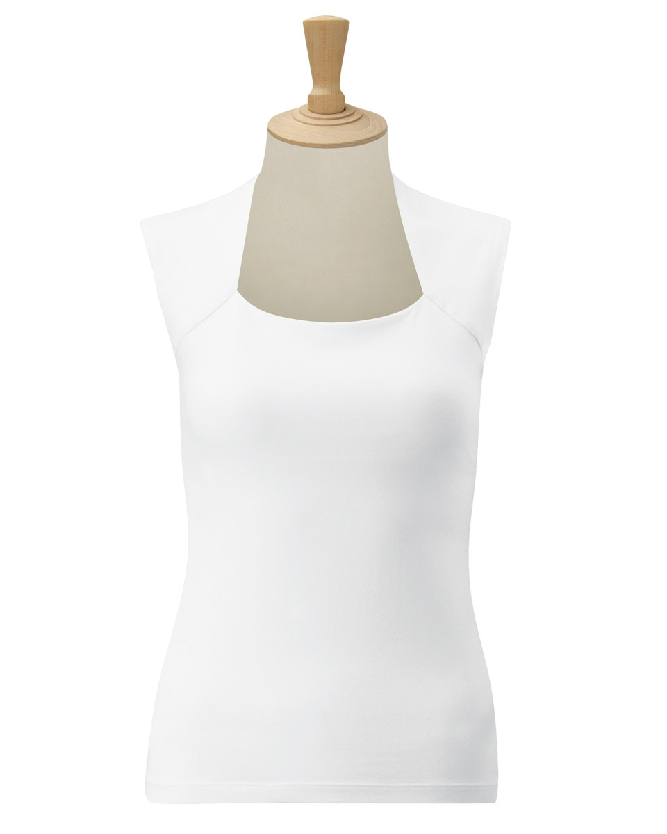 Ladies' Sleeveless Strech Top