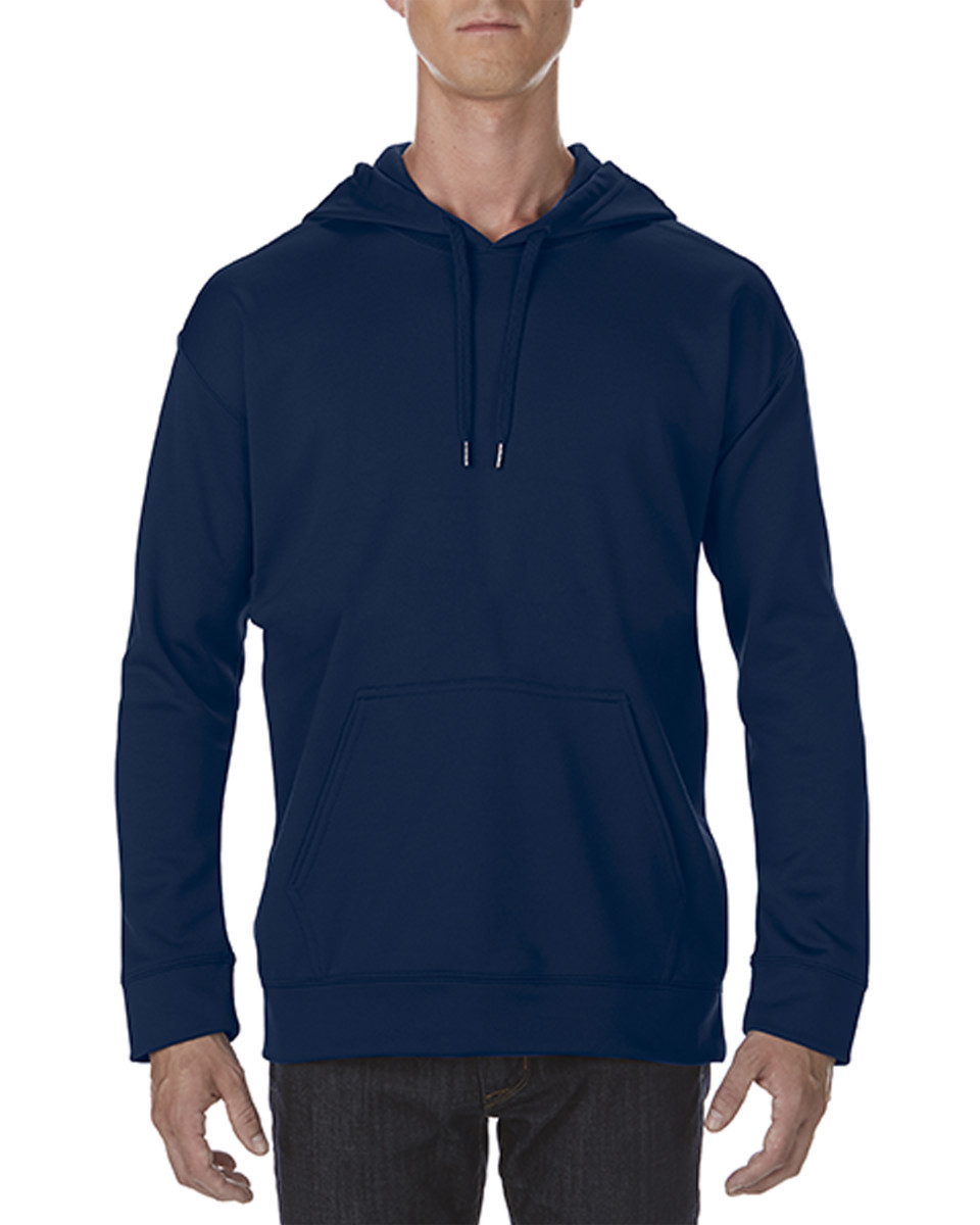 Adult Tech Hooded Sweat