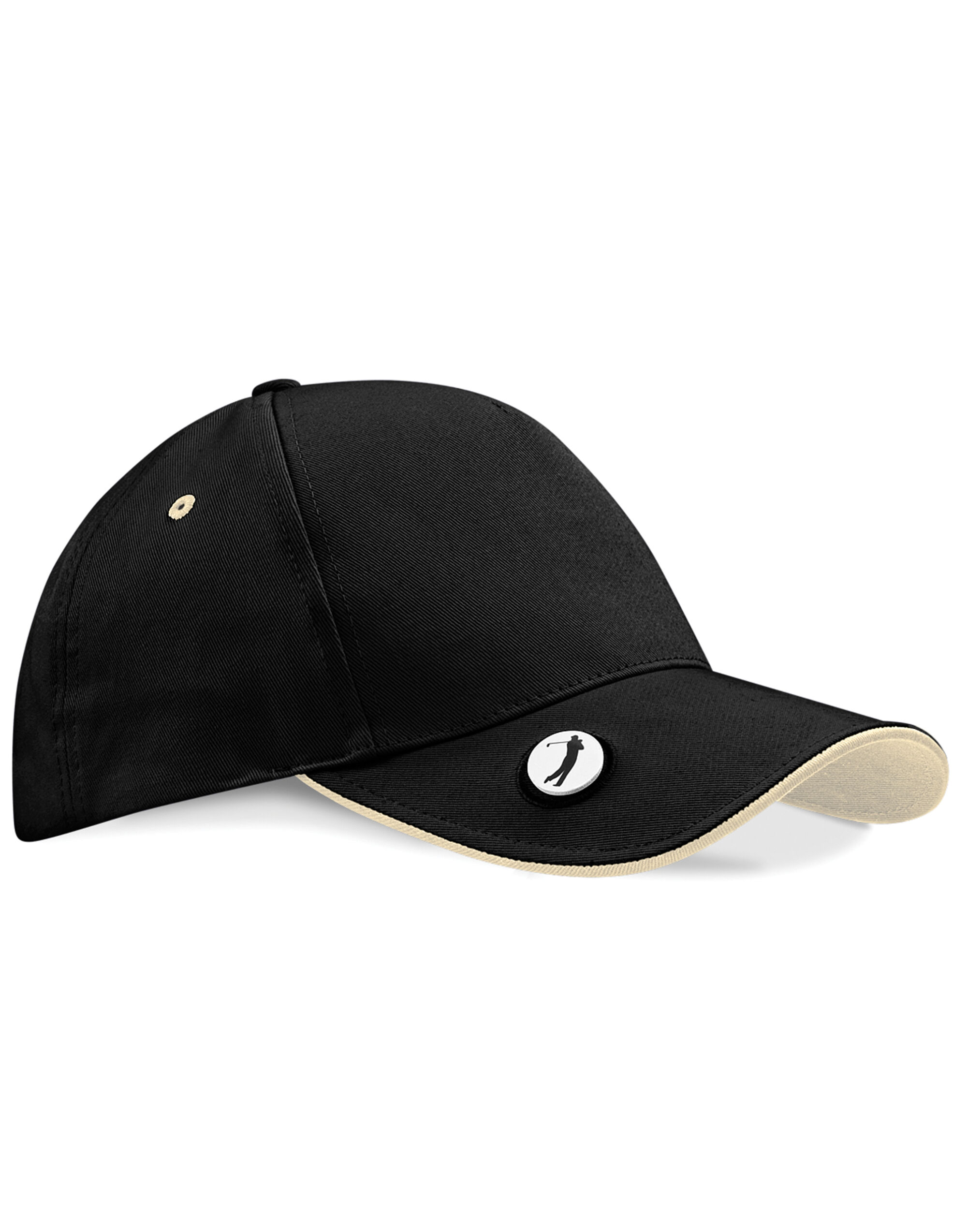Golf Ball Marker Cap