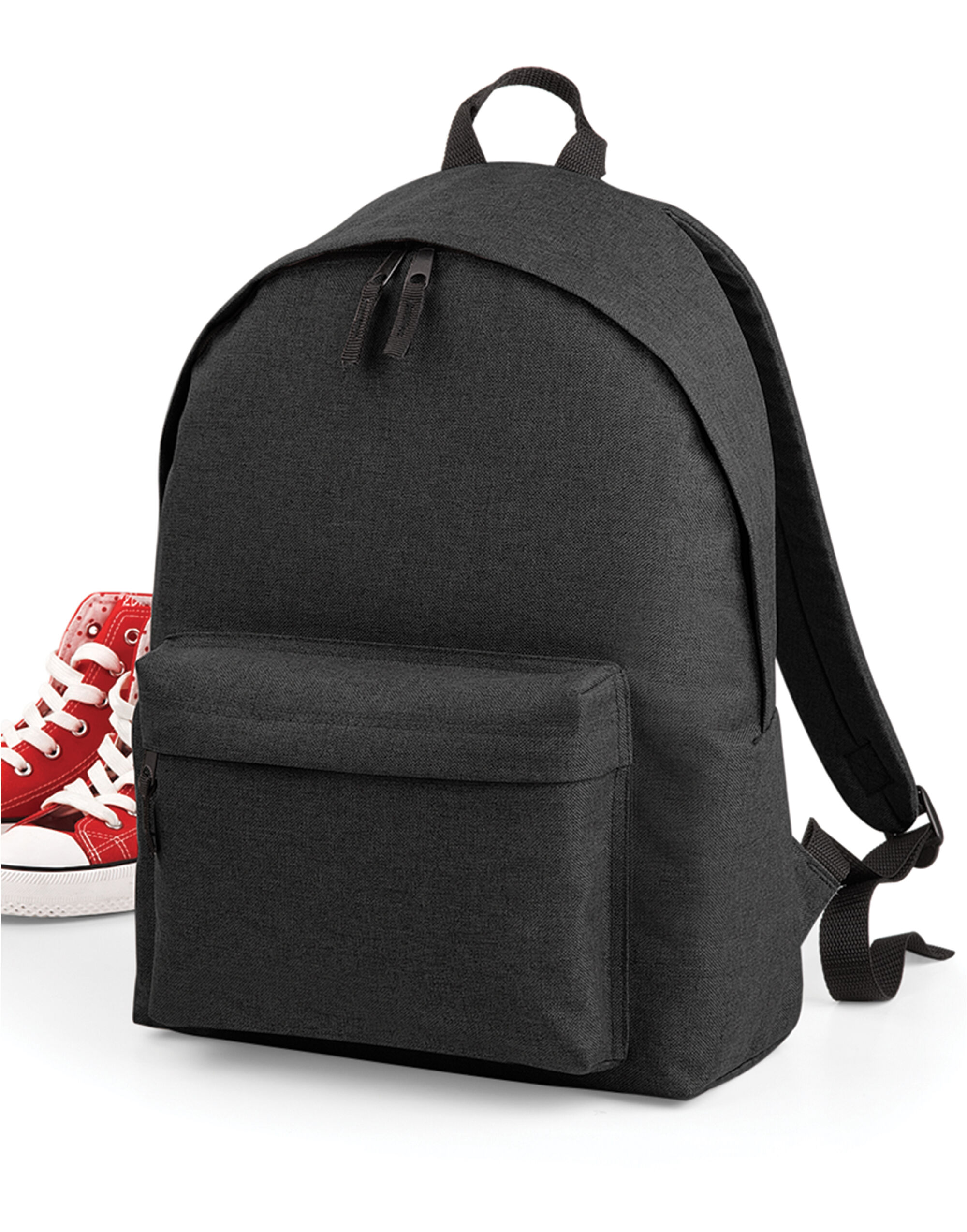 Two Tone Fashion Backpack