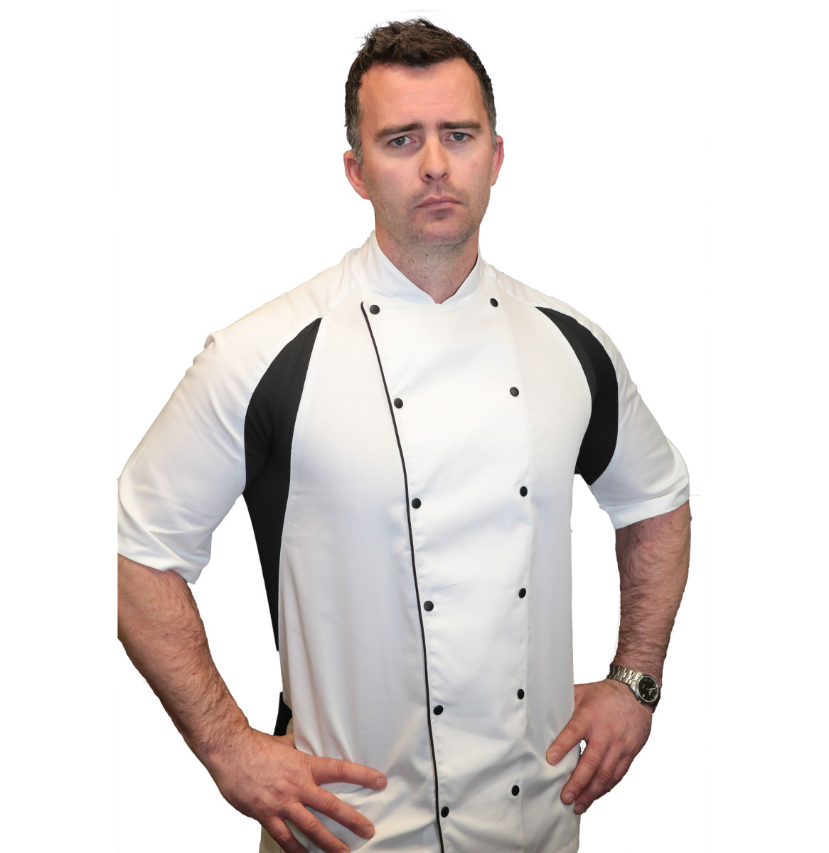 Mens Thermocool Chefs Jacket