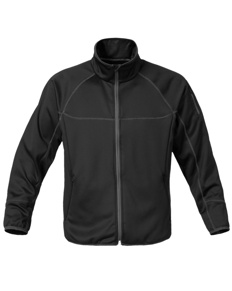 Full Zip Stretch Fleece