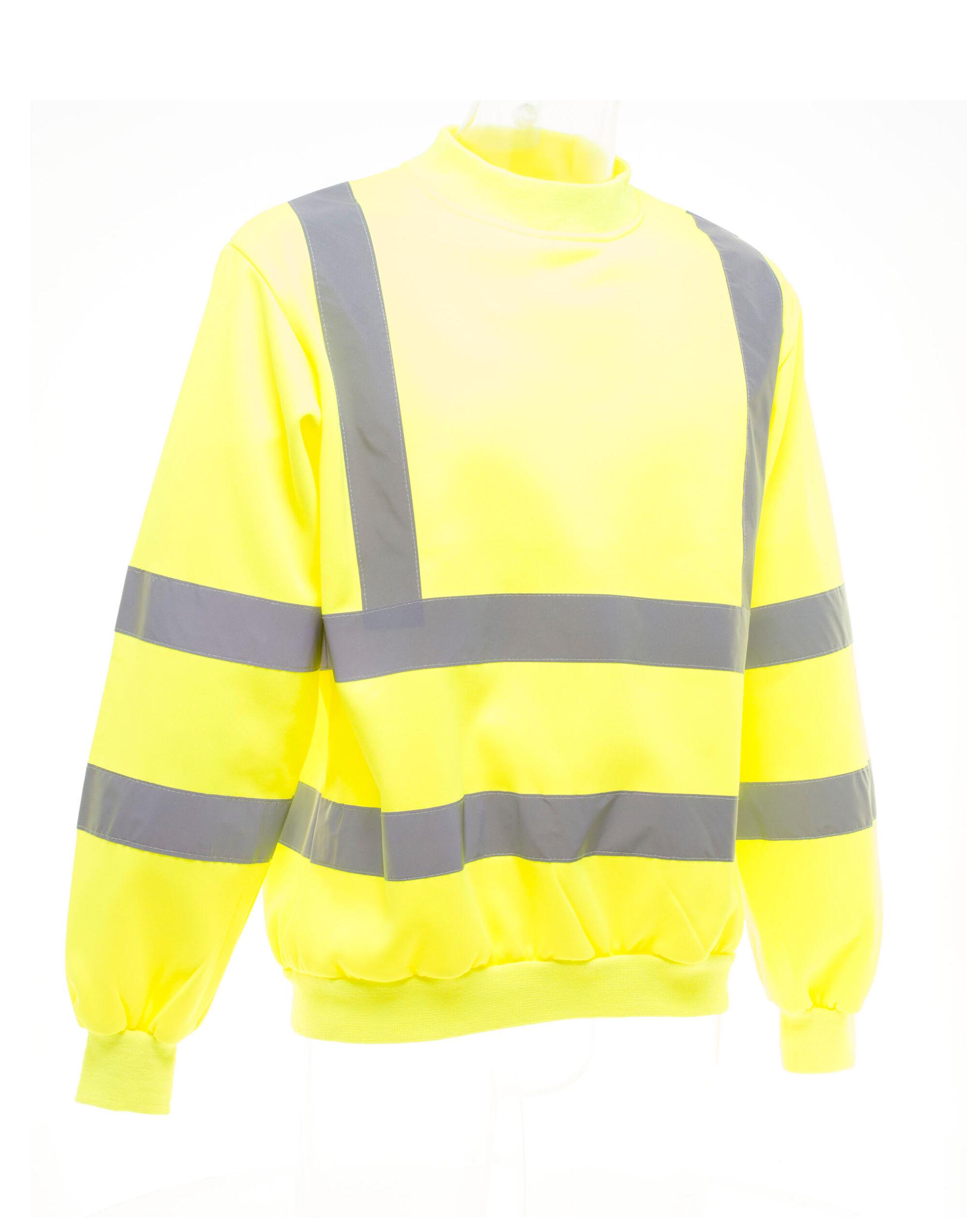 Hi-Vis Heavyweight Sweatshirt