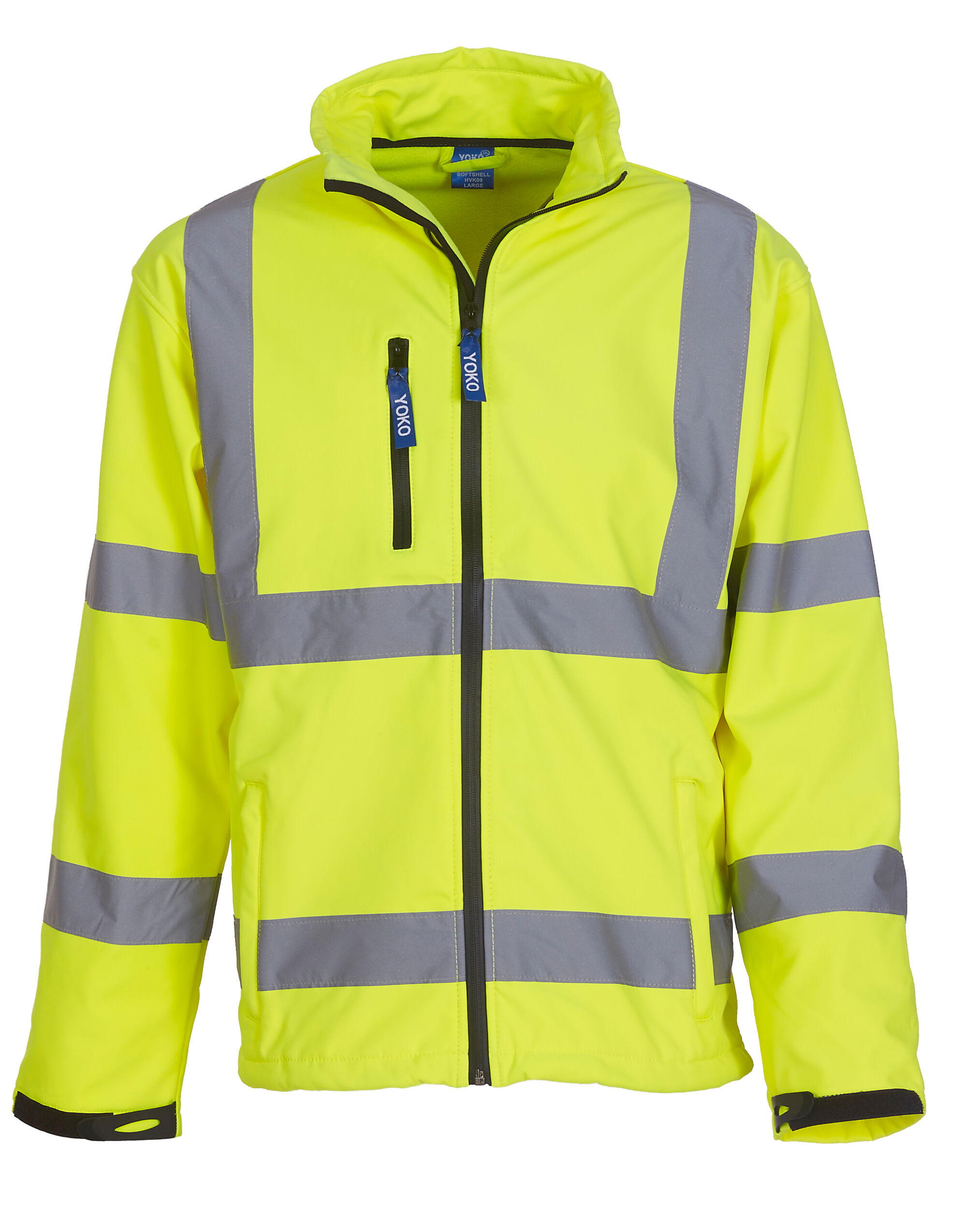 Hi-Vis Sofshell Jacket