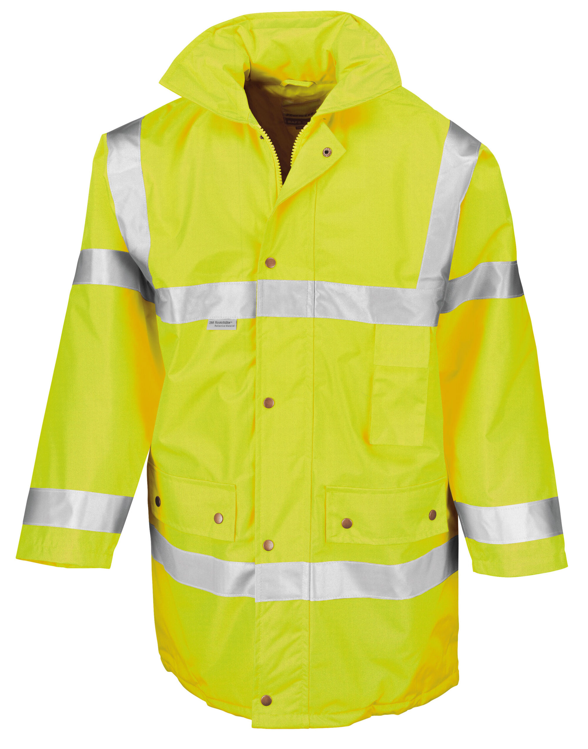 Result Safe-Guard Motorway Coat