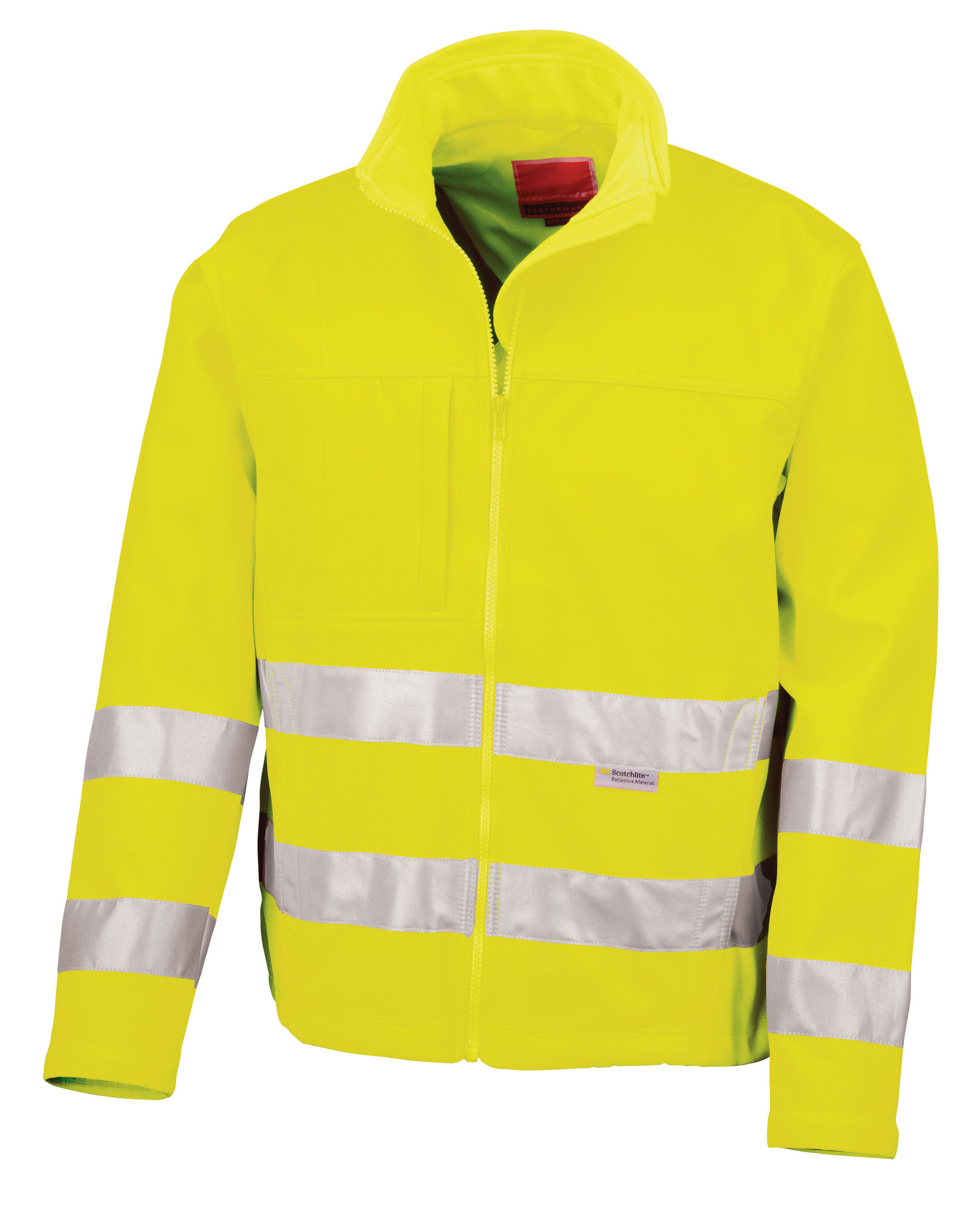 Result Safe-Guard Softshell Jacket