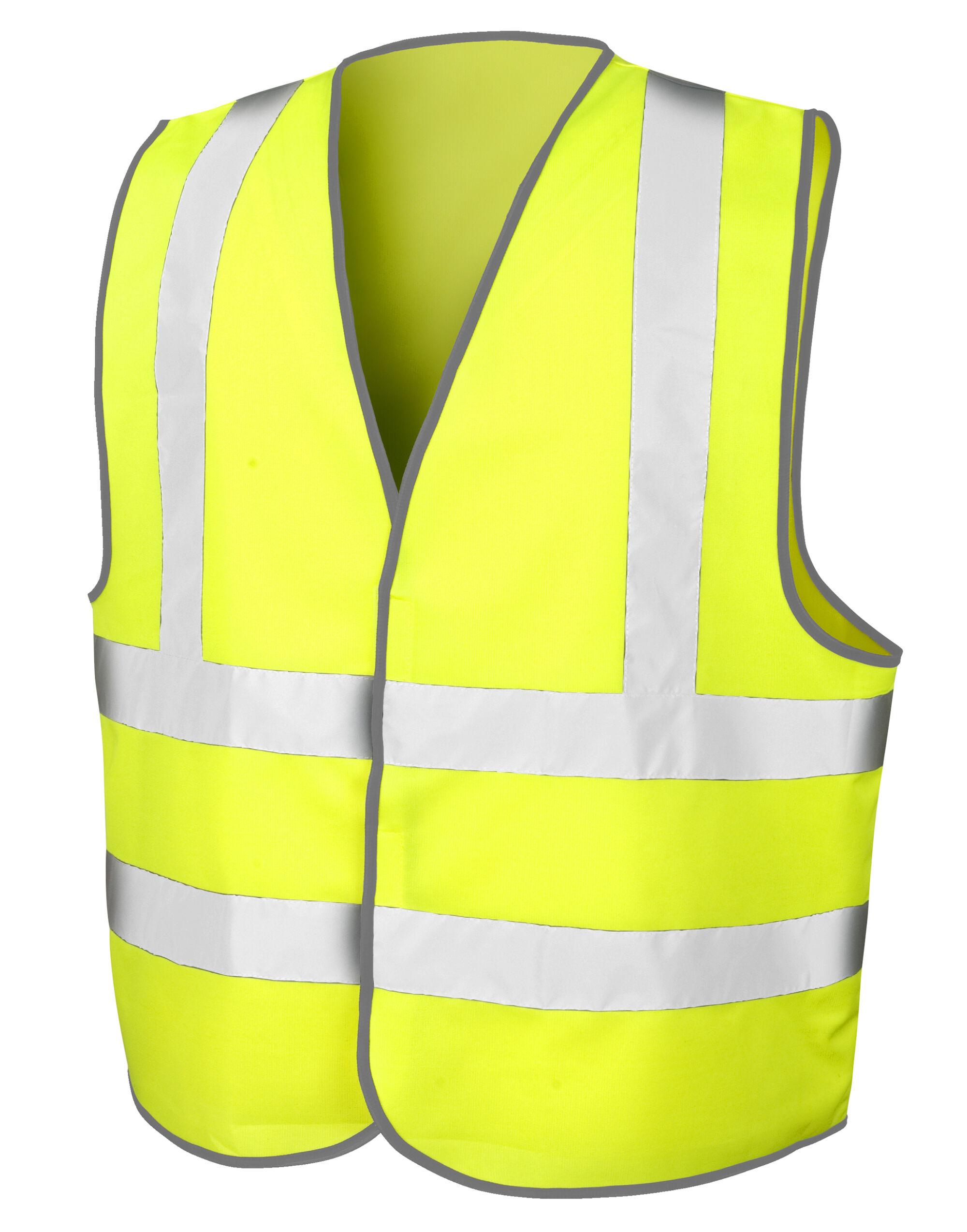 Result Safe-Guard Motorist Hi Vis Vest