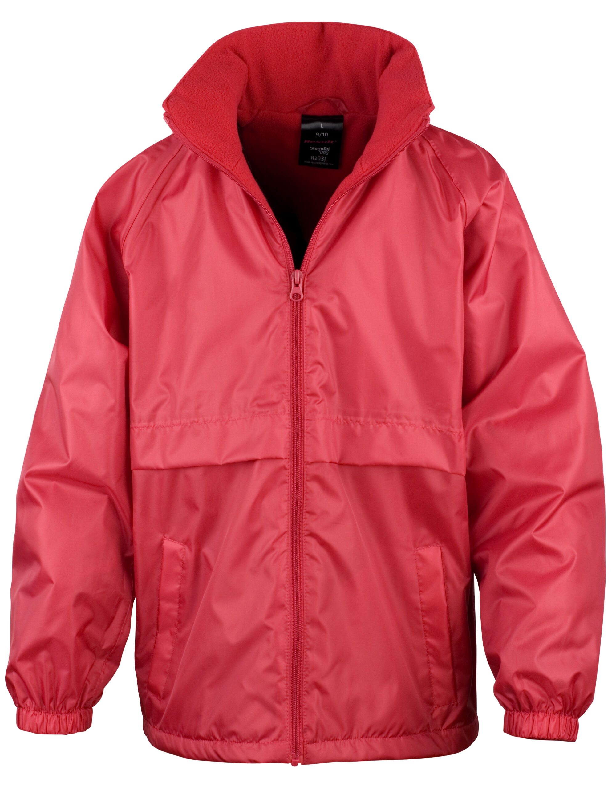 Youth Micro Fleece Jacket