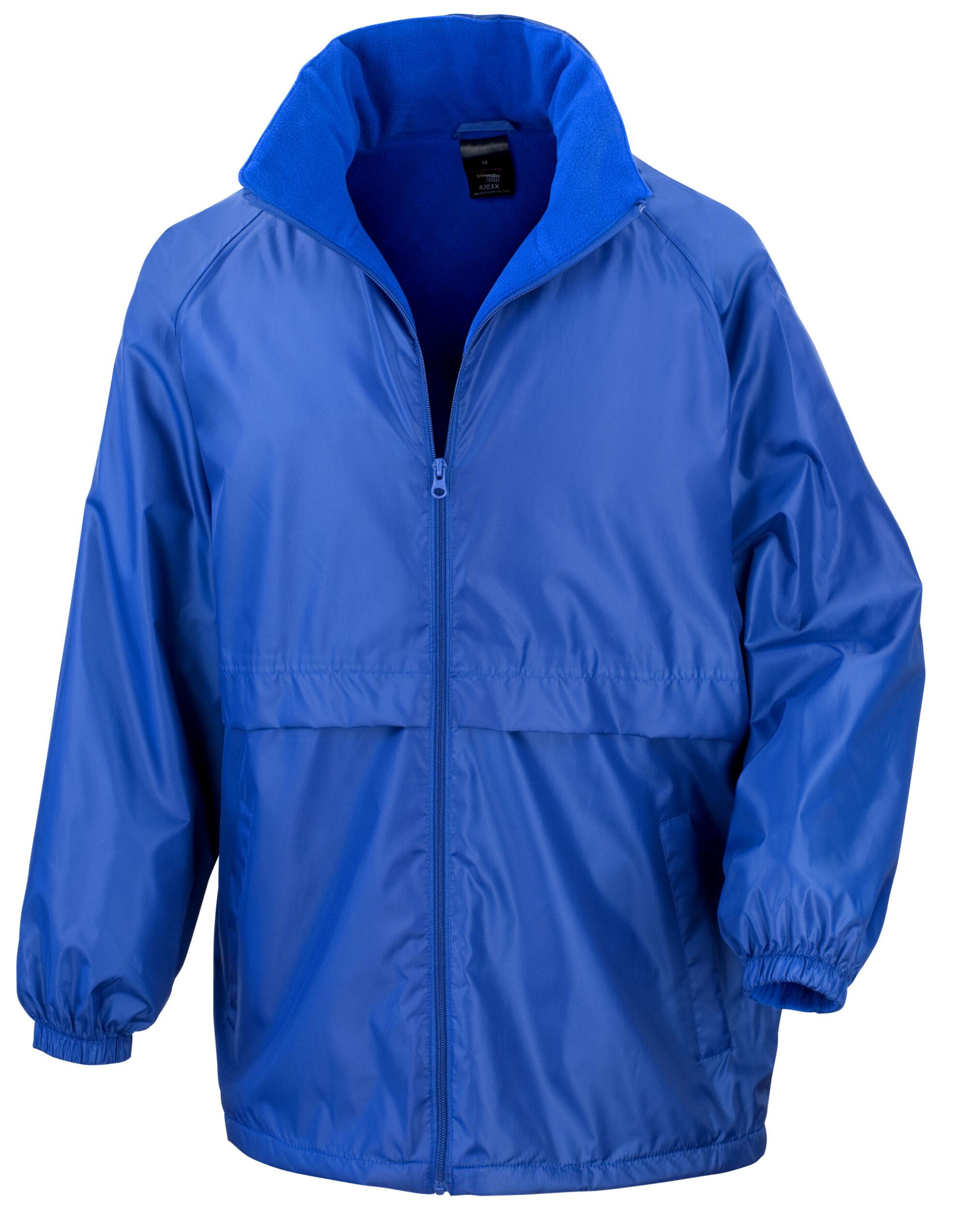 Adult Micro Fleece Jacket