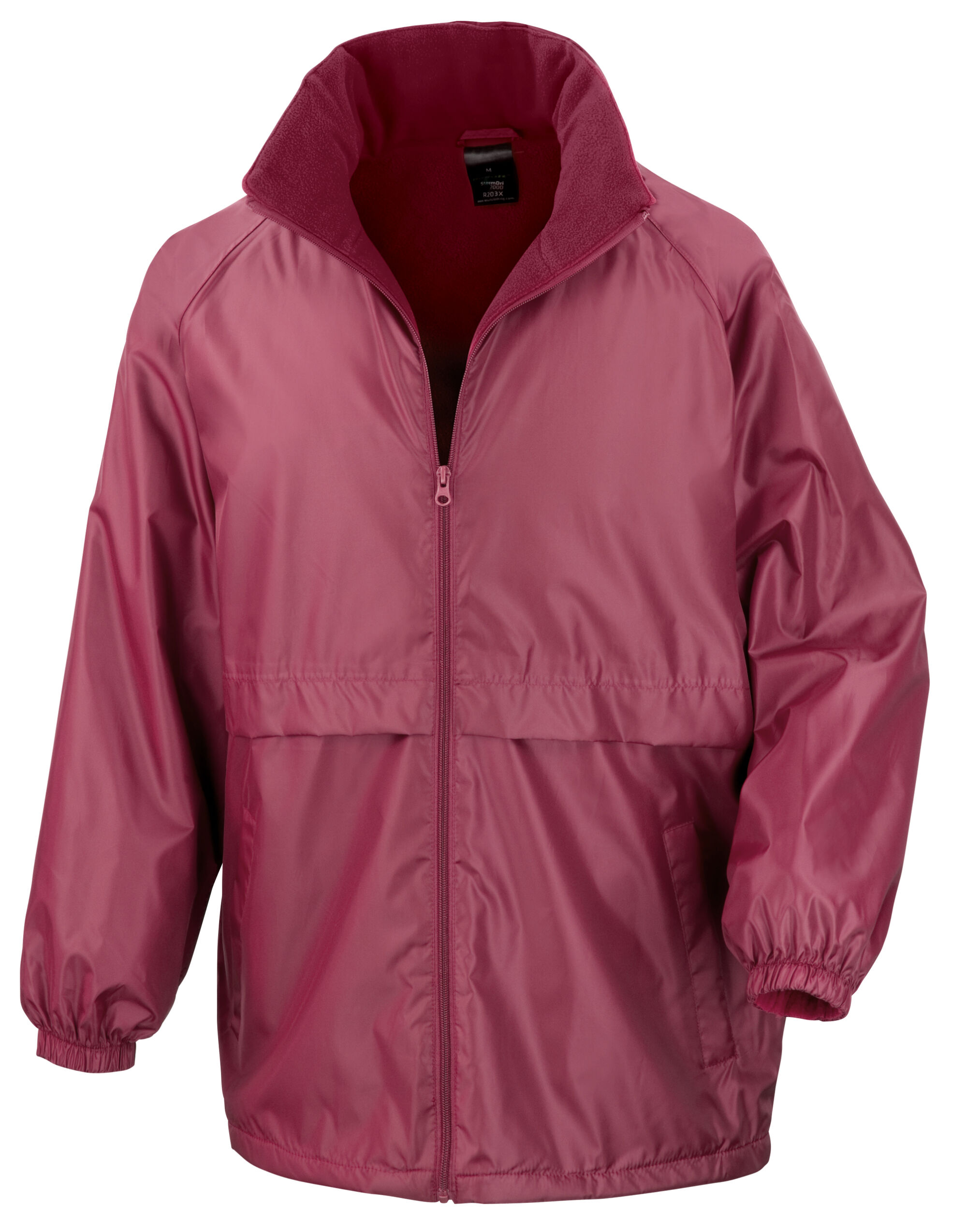 Adult Micro Fleece Jacket